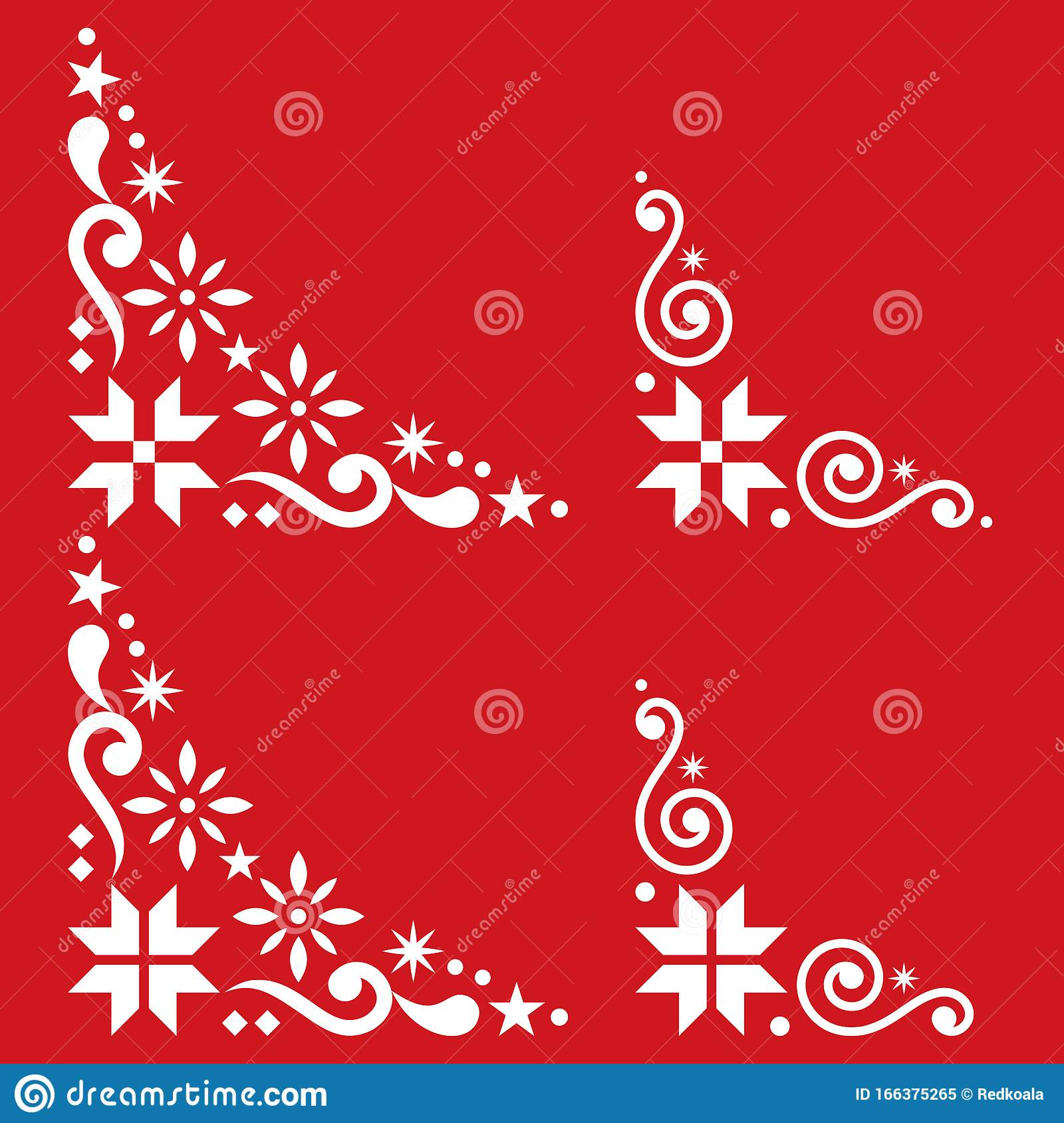 40+ Christmas Vector Design Elements SVG