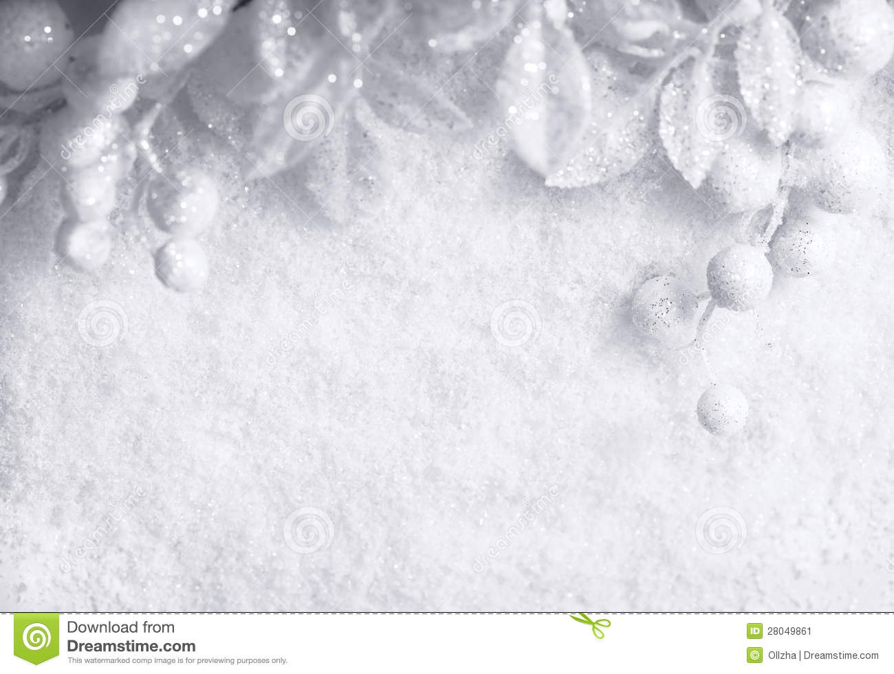 White Christmas Snow Background.Christmas White Seasonal Background Stock Image Image Of