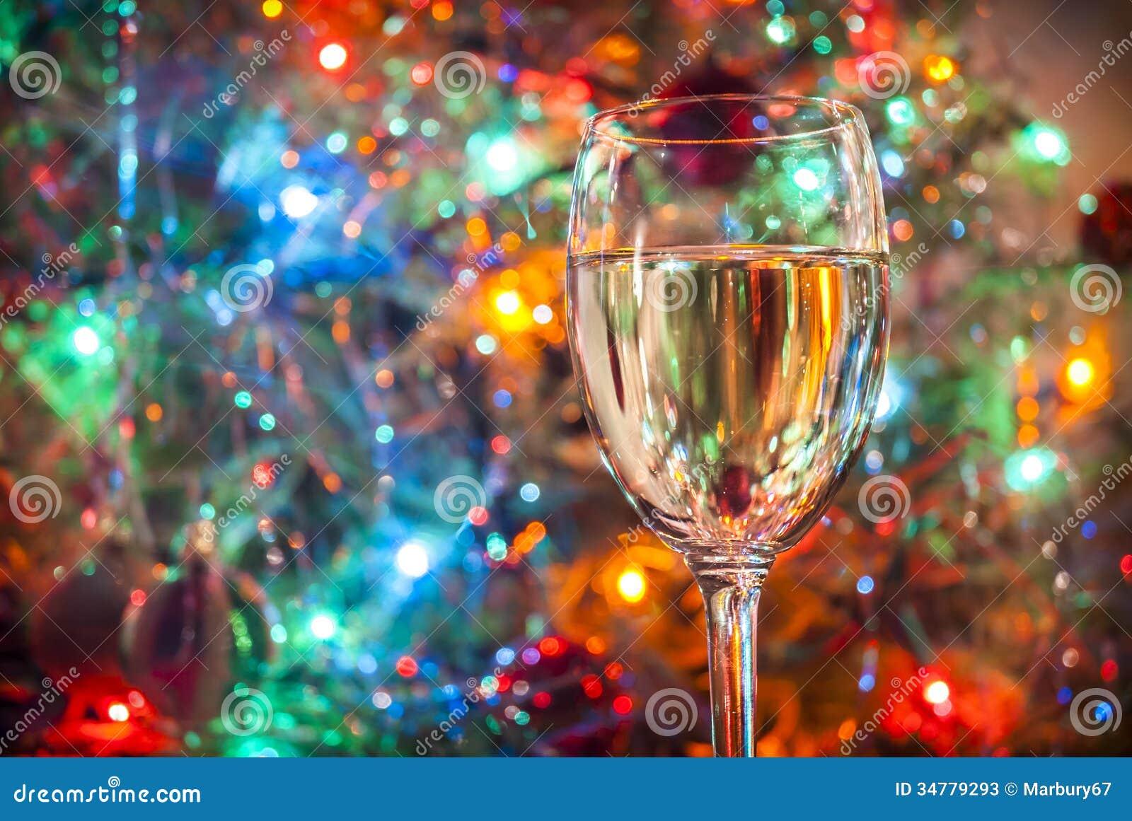 Christmas Wine Stock Photos - Image: 34779293
