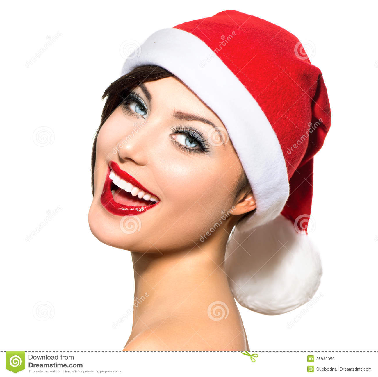 View and download girl with santa hat Minecraft skins.