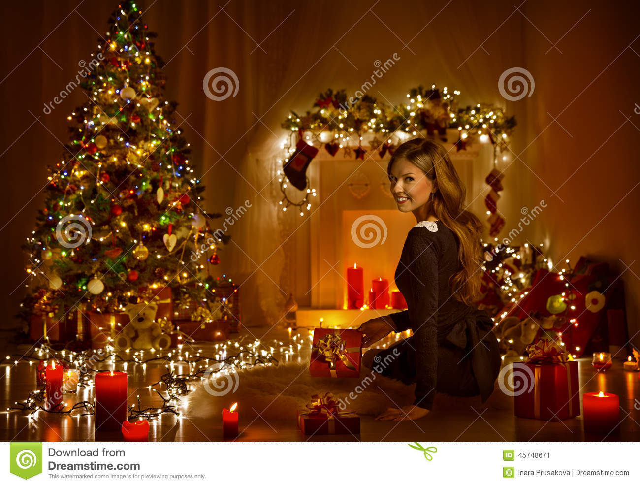 Christmas Room Decoration game  Games for Girls
