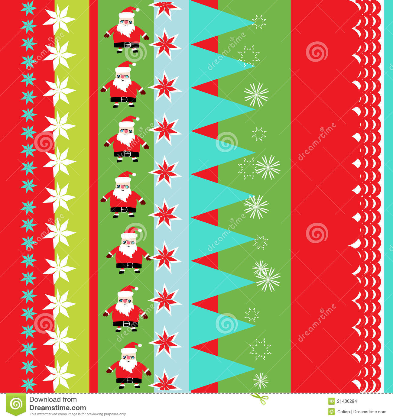 Christmas Wrapping Paper Stock Images Image 21430284