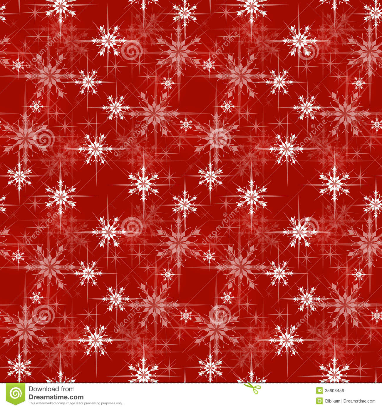 Christmas Wrapping Paper Pattern Royalty Free Stock Image - Image ...