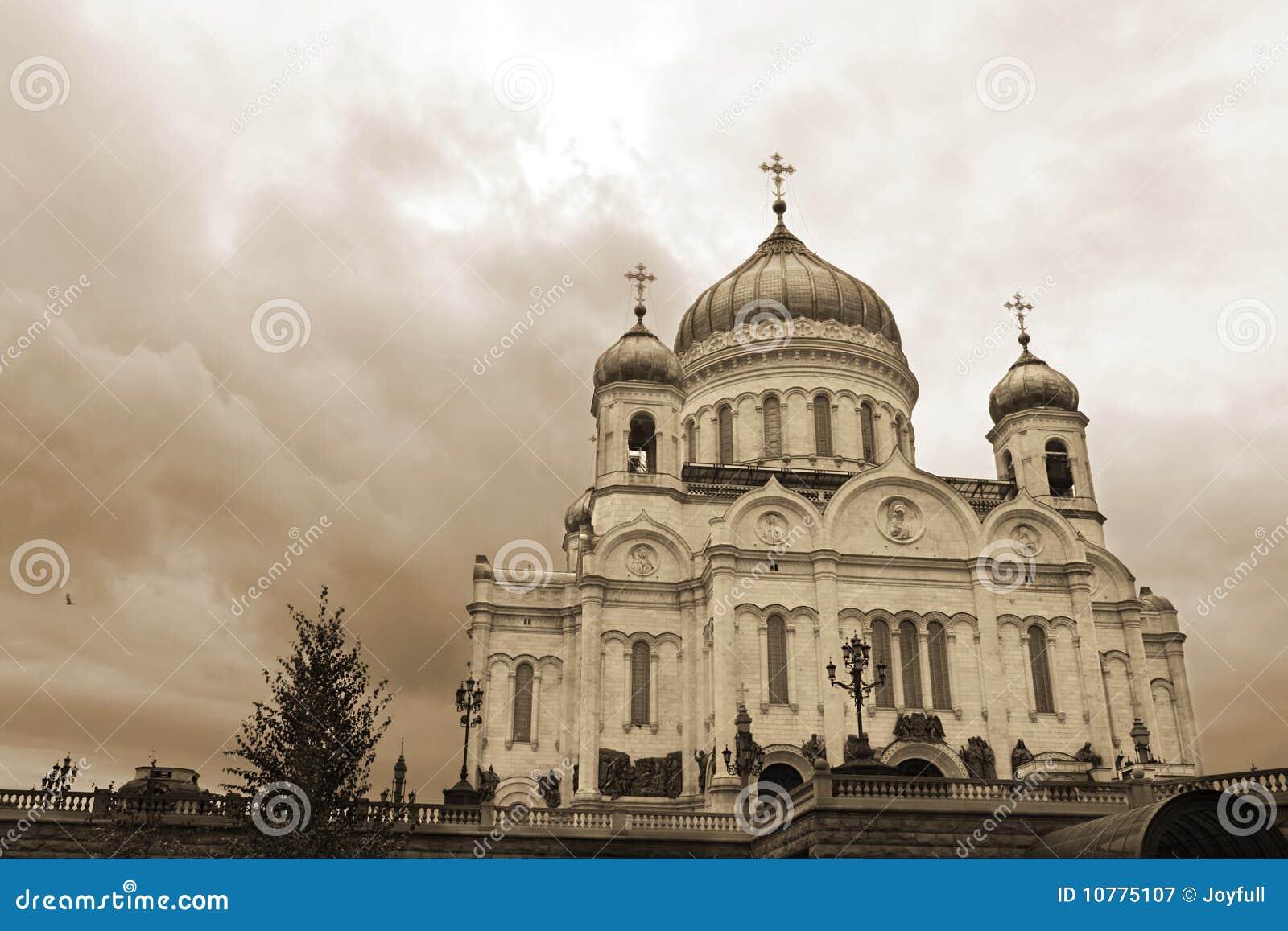 Christus de Kathedraal van de Verlosser