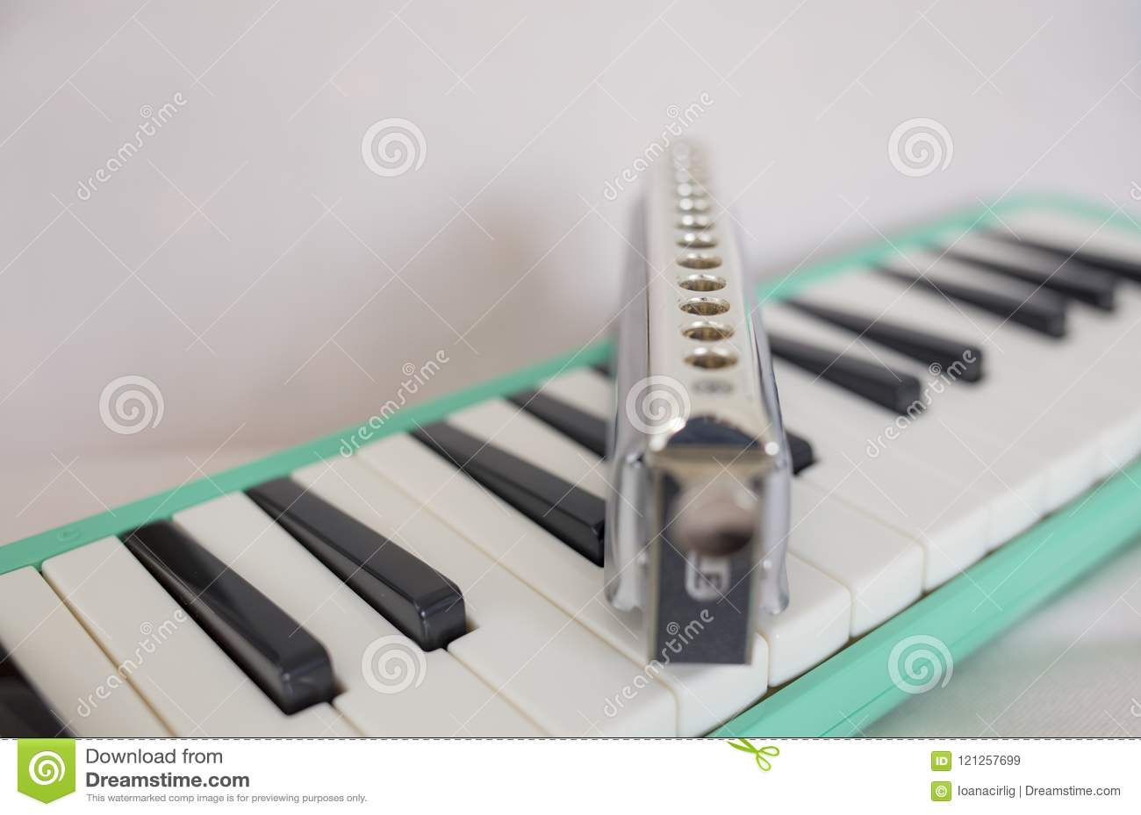 Chromatische harmonika s en melodion