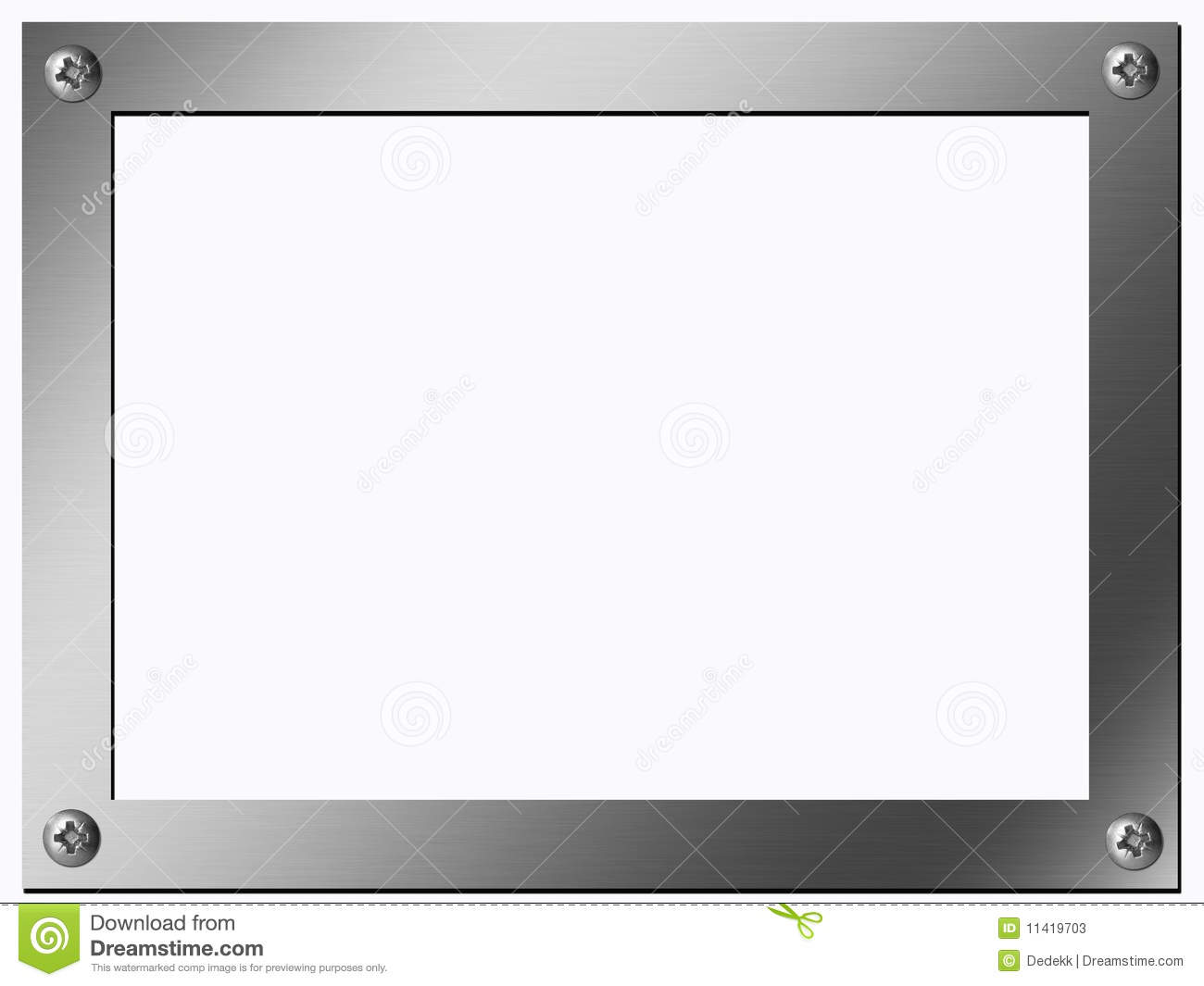 Chrome Frame Stock Photos - Image: 11419703