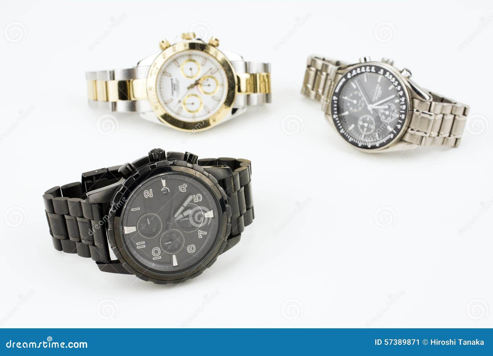 Chronograafhorloges