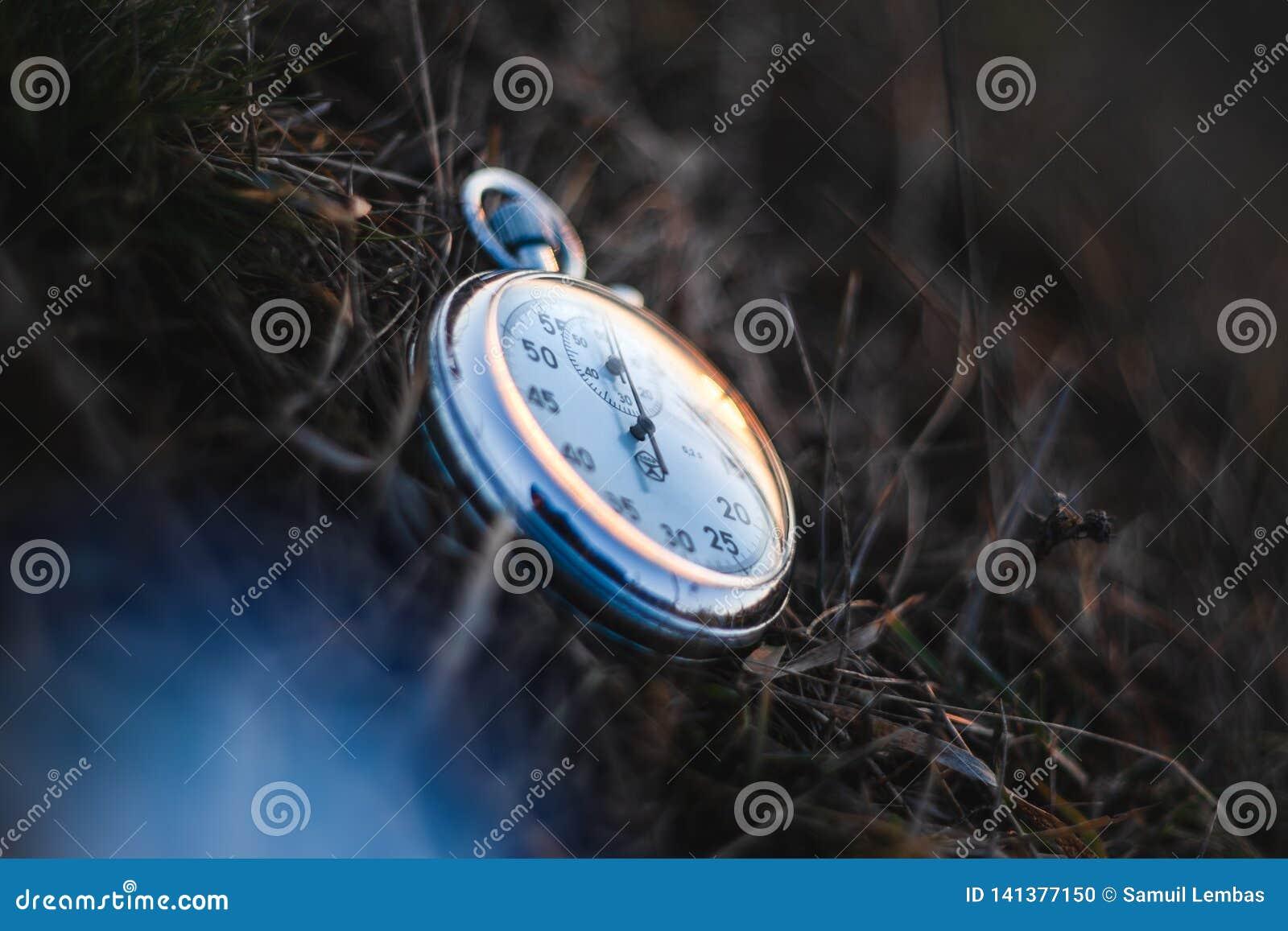 Chronomètre soviétique de vieux cru