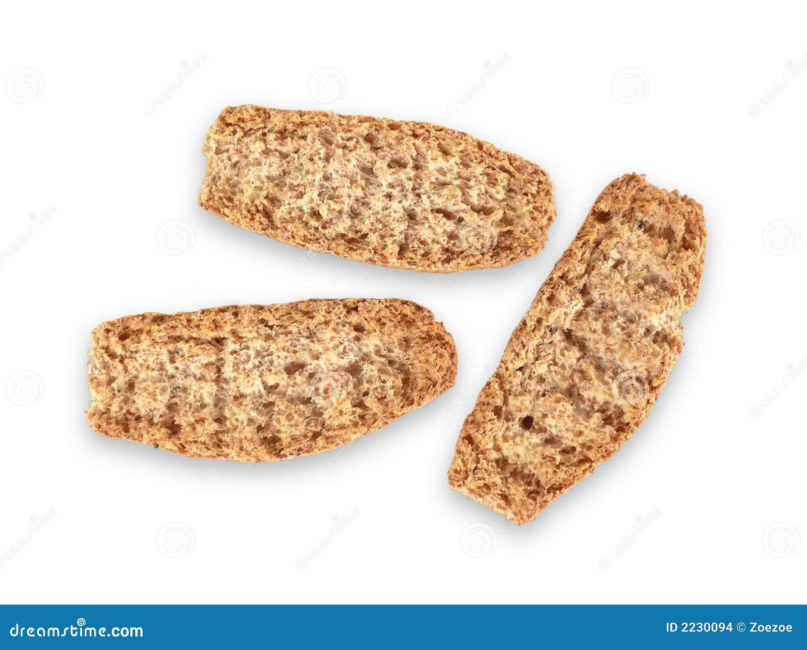 Chrupiące chleb