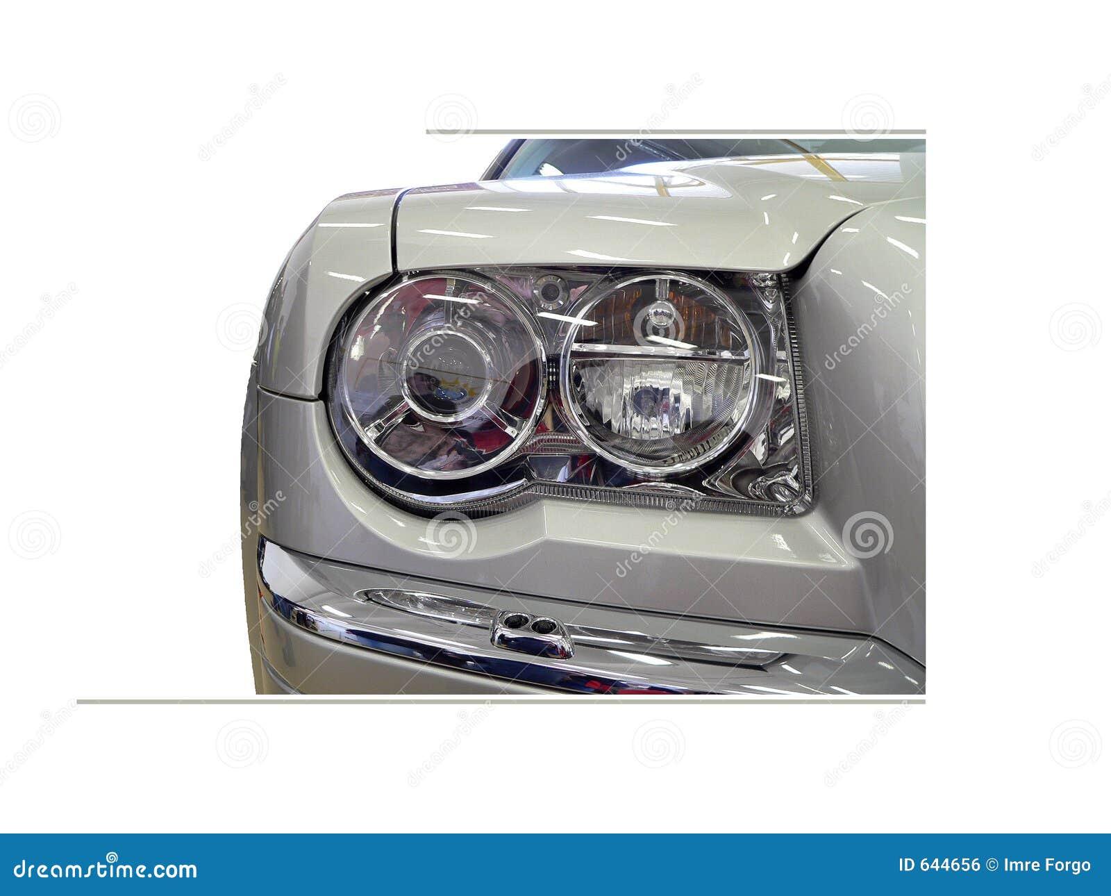 Download Chrysler стоковое фото. изображение насчитывающей серо - 644656