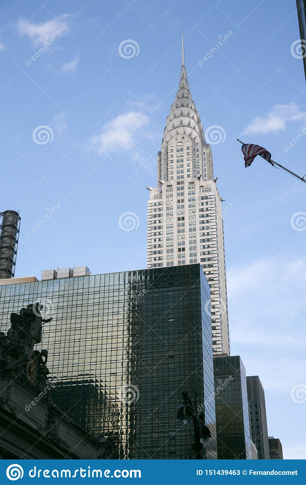 Chrysler Building, Manhattan, New York