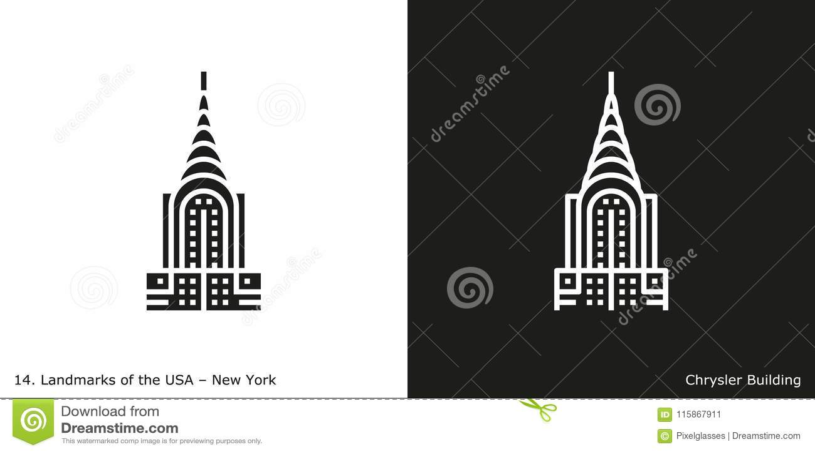 Chrysler byggnadssymbol