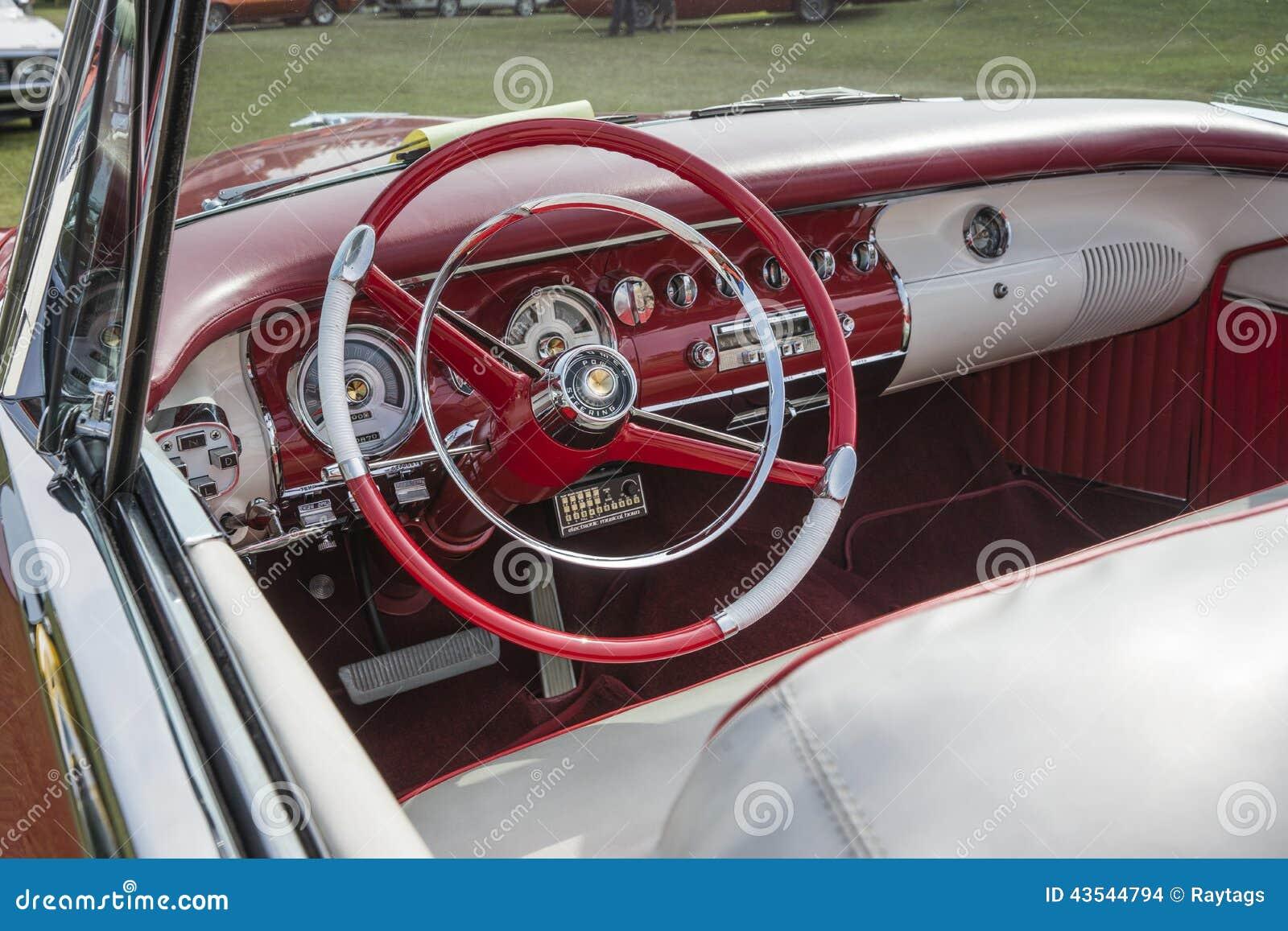 Chrysler dashboard stock photo. Image of vintage, driving - 43544794