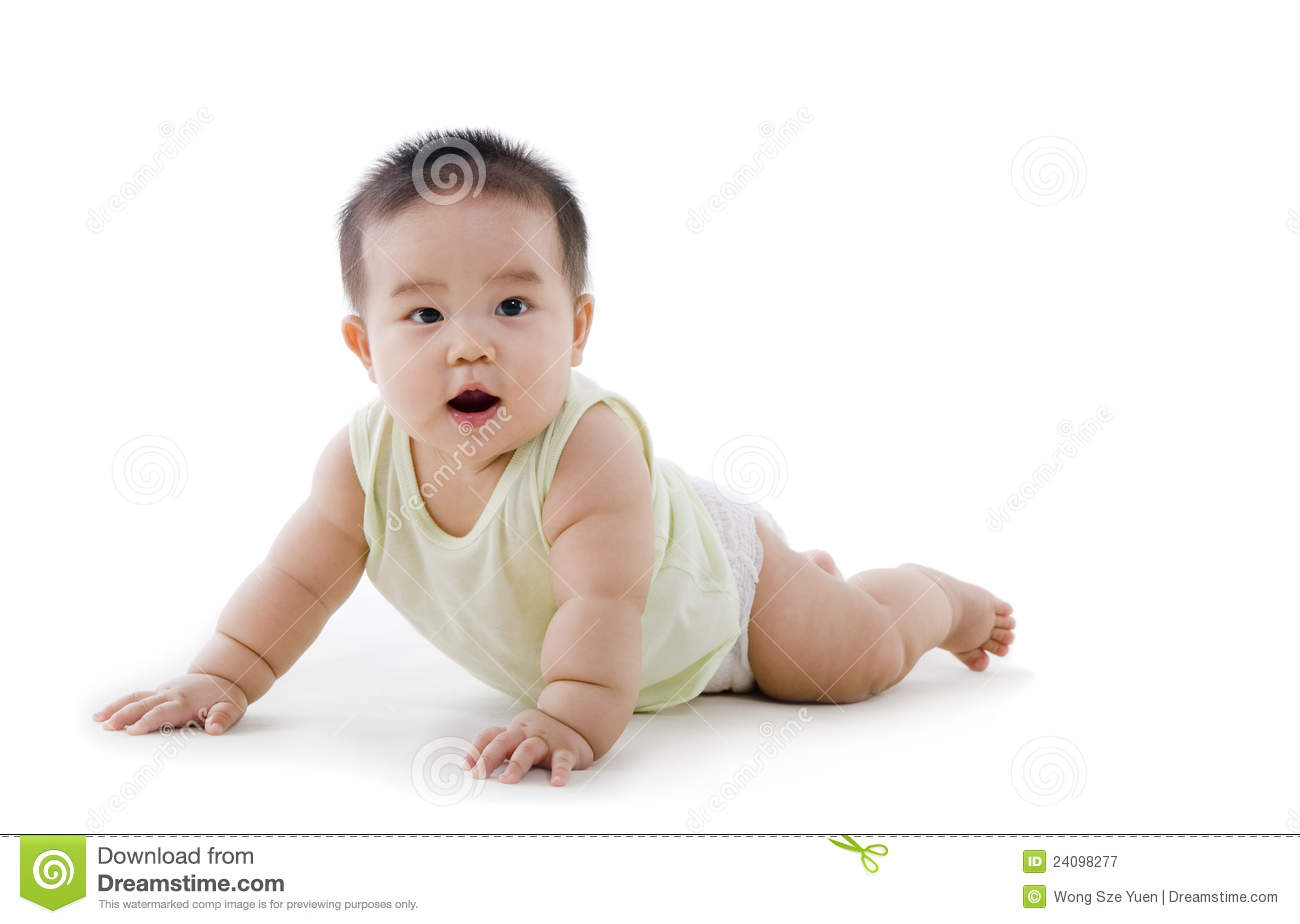 baby boy with fruits stock image. image of baby, chubby - 34337775