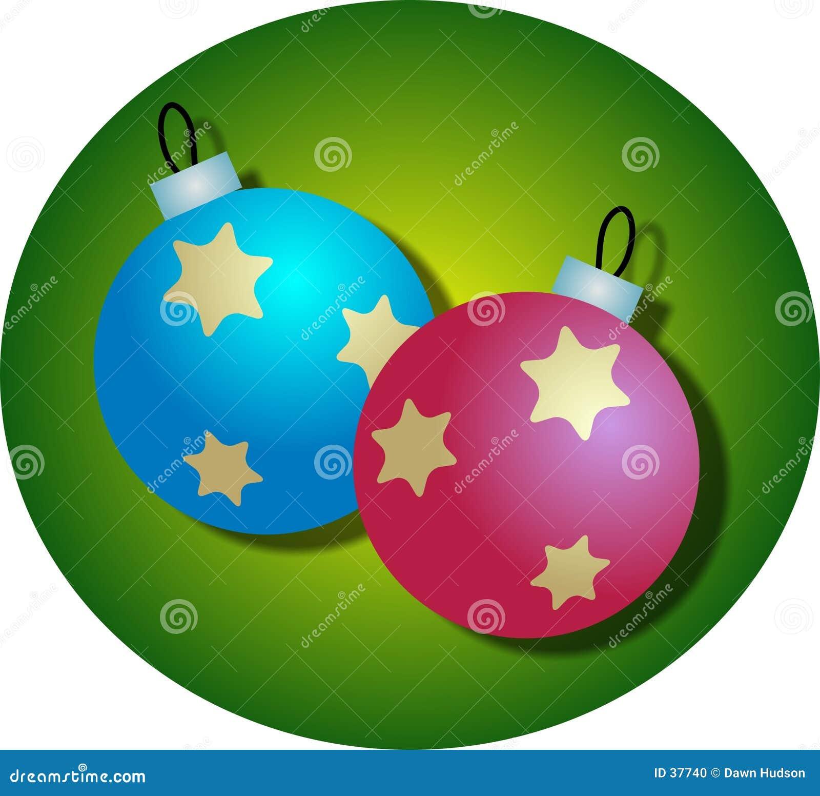 Download Chucherías de la Navidad stock de ilustración. Ilustración de navidad - 37740