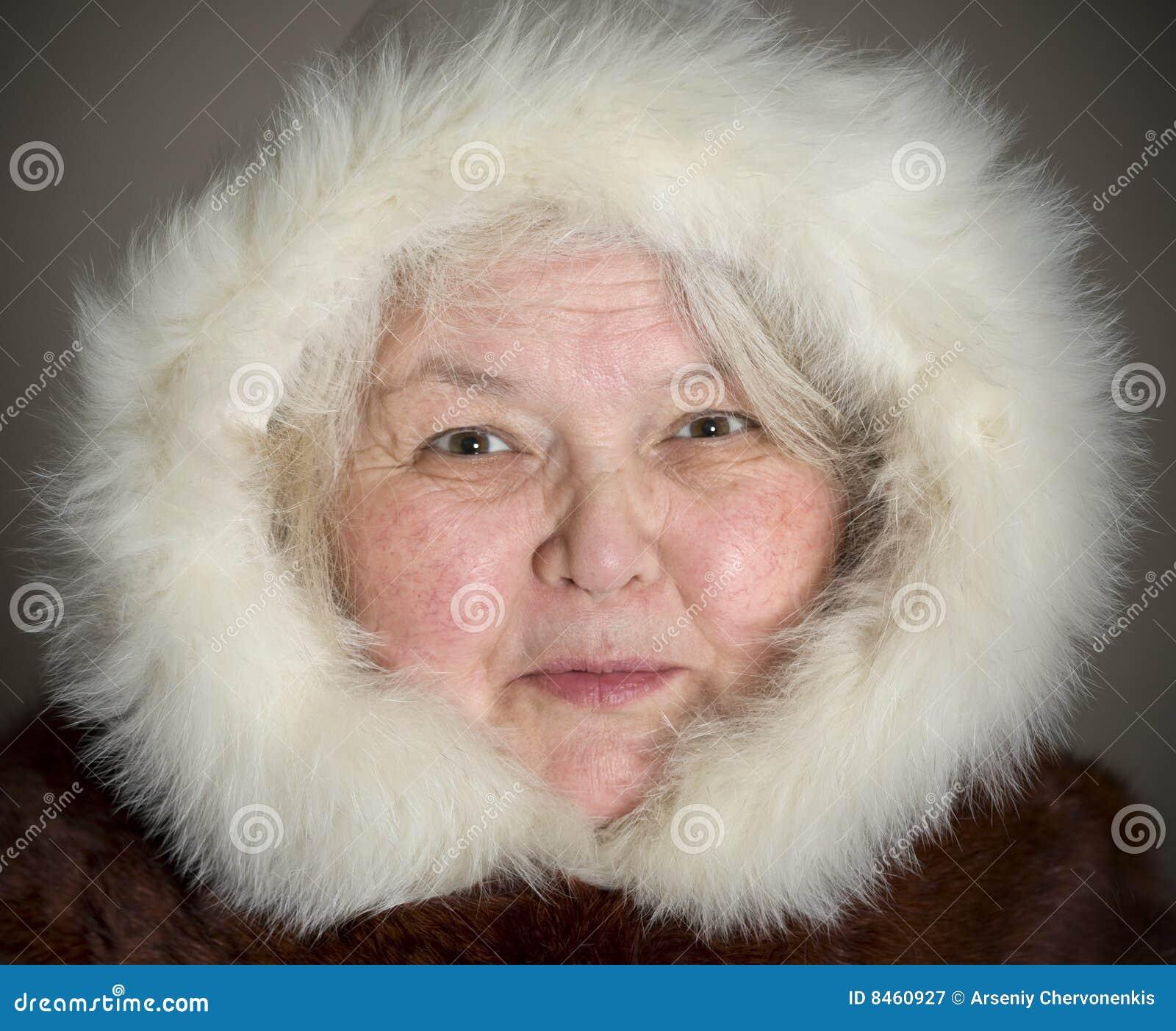 Chukchi妇女
