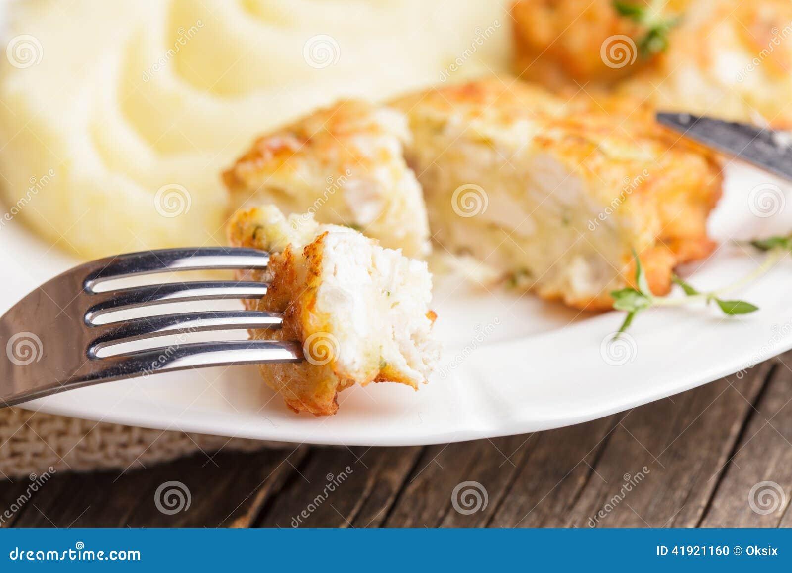 Chuletas con la patata