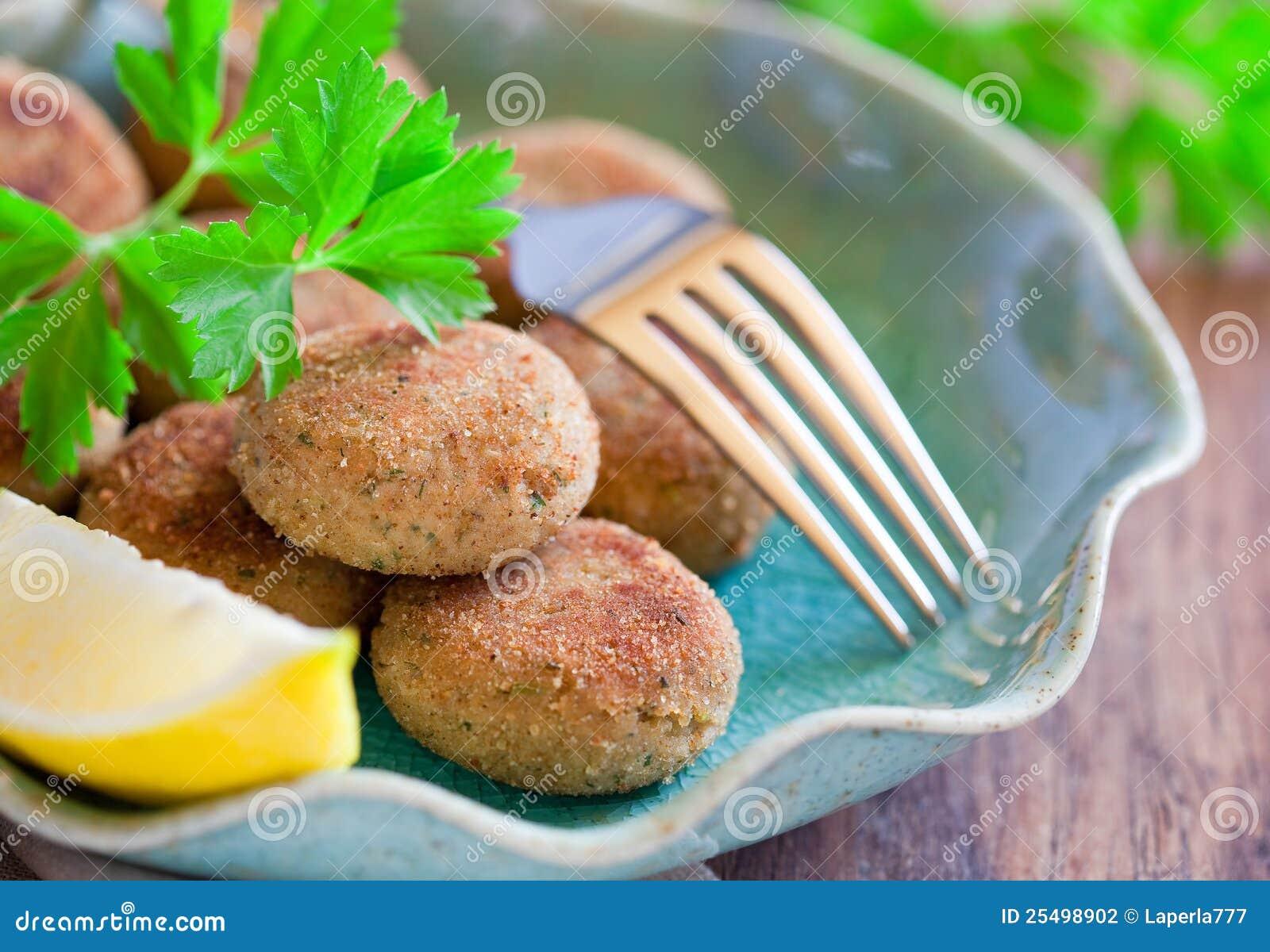 Chuletas de los pescados