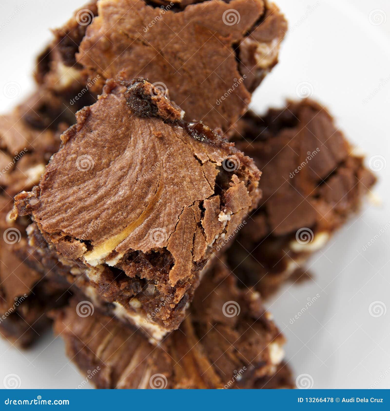 Chunky Cheesecake Brownies Royalty Free Stock Photos - Image: 13266478