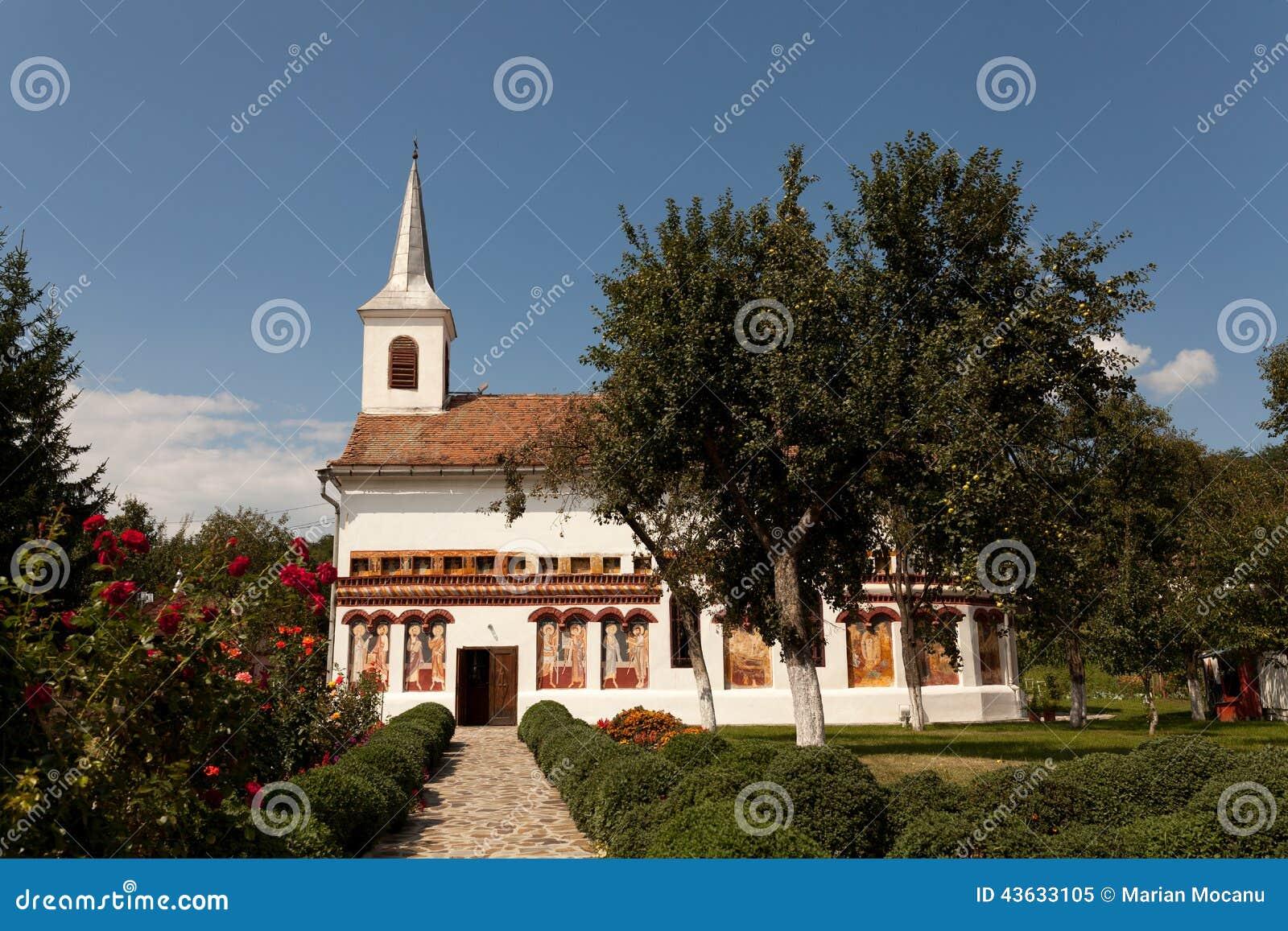 Church Brancoveanu