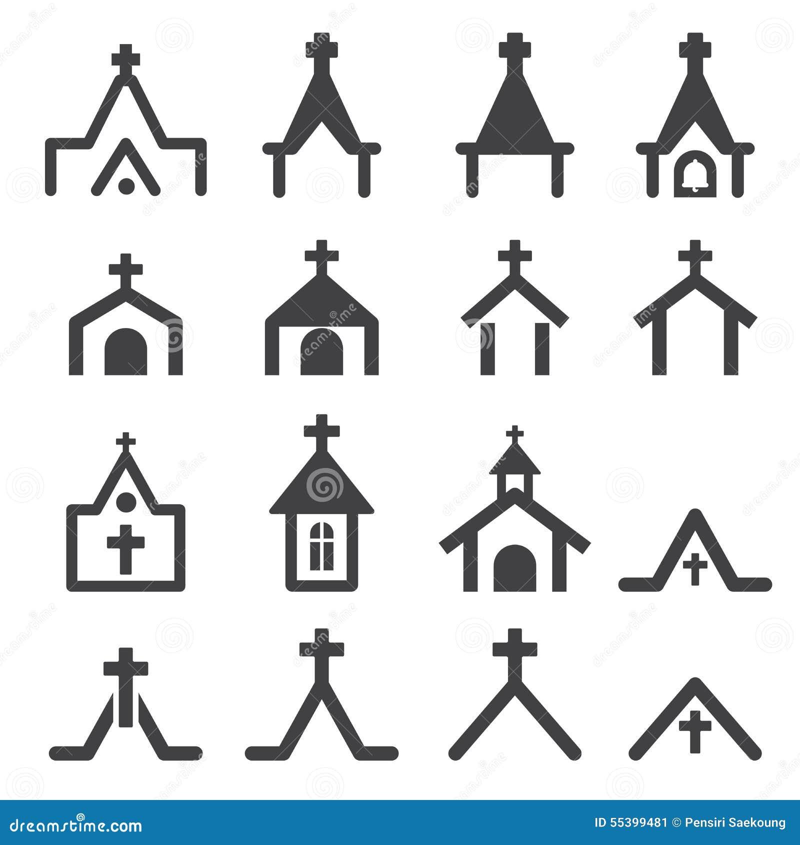 Church building icon stock vector illustration of design 55399481 church building icon biocorpaavc