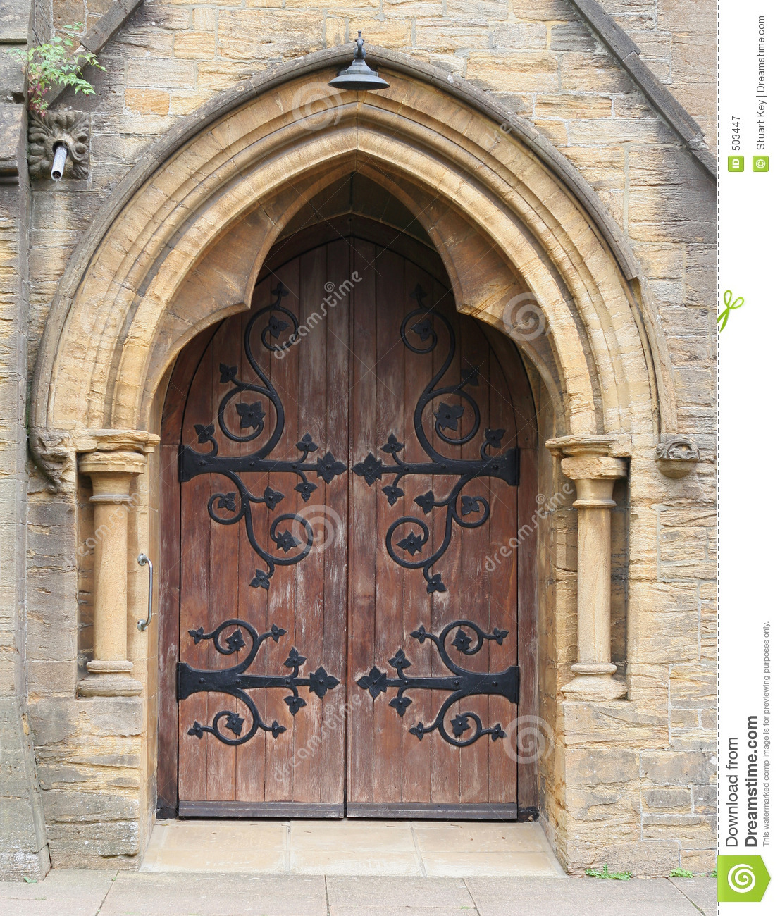 Church Doorway Stock Image Image Of Parish Chapel