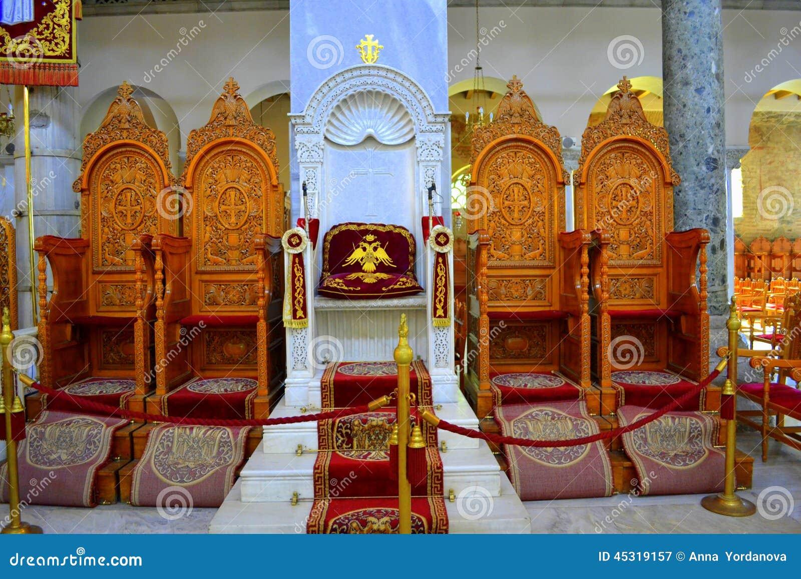 Basilica Bishop Church Furniture ...