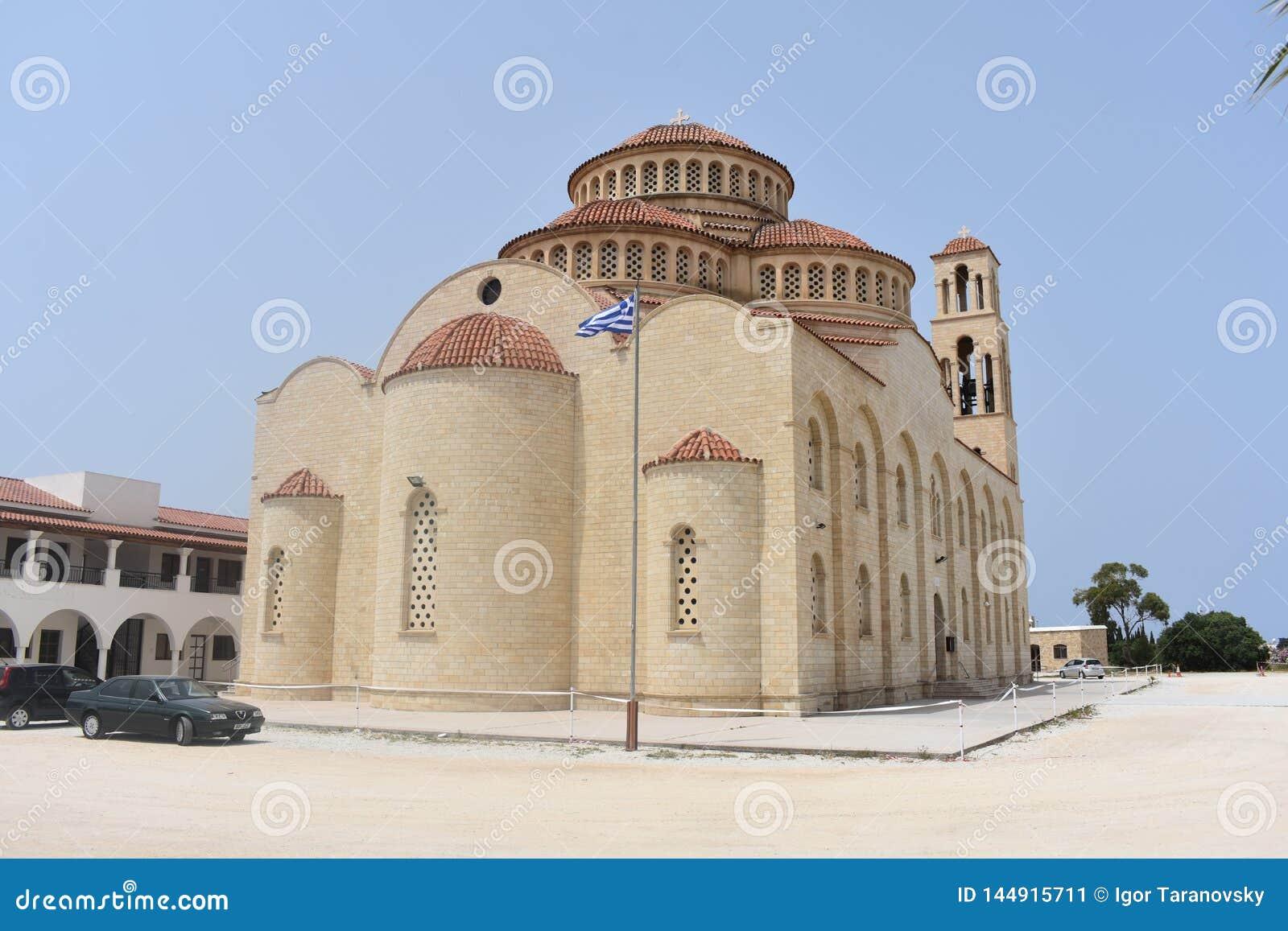 Church greek Остров Кипра