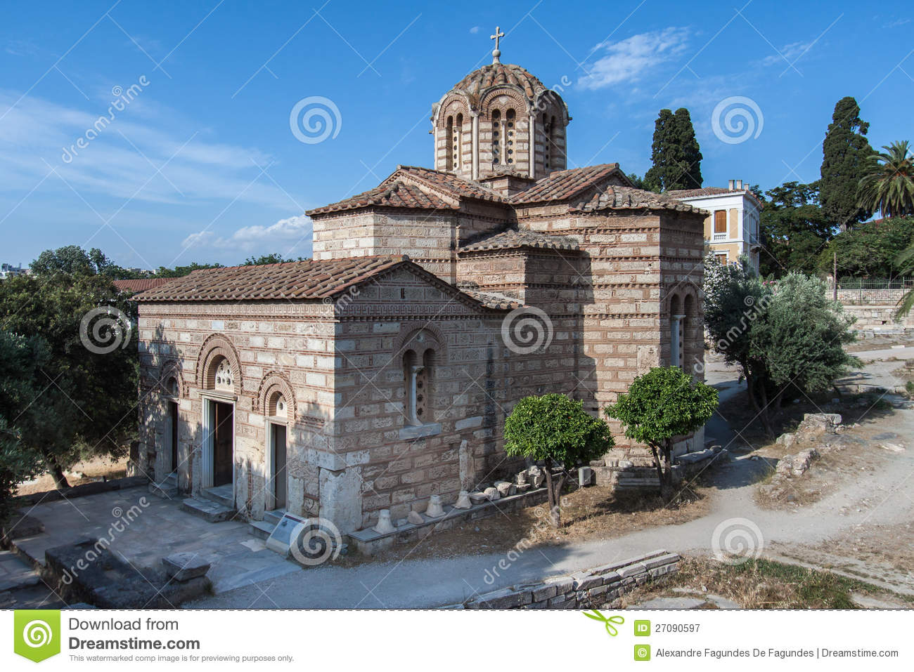 Royalty Free Stock Photography: Church of the Holy ...