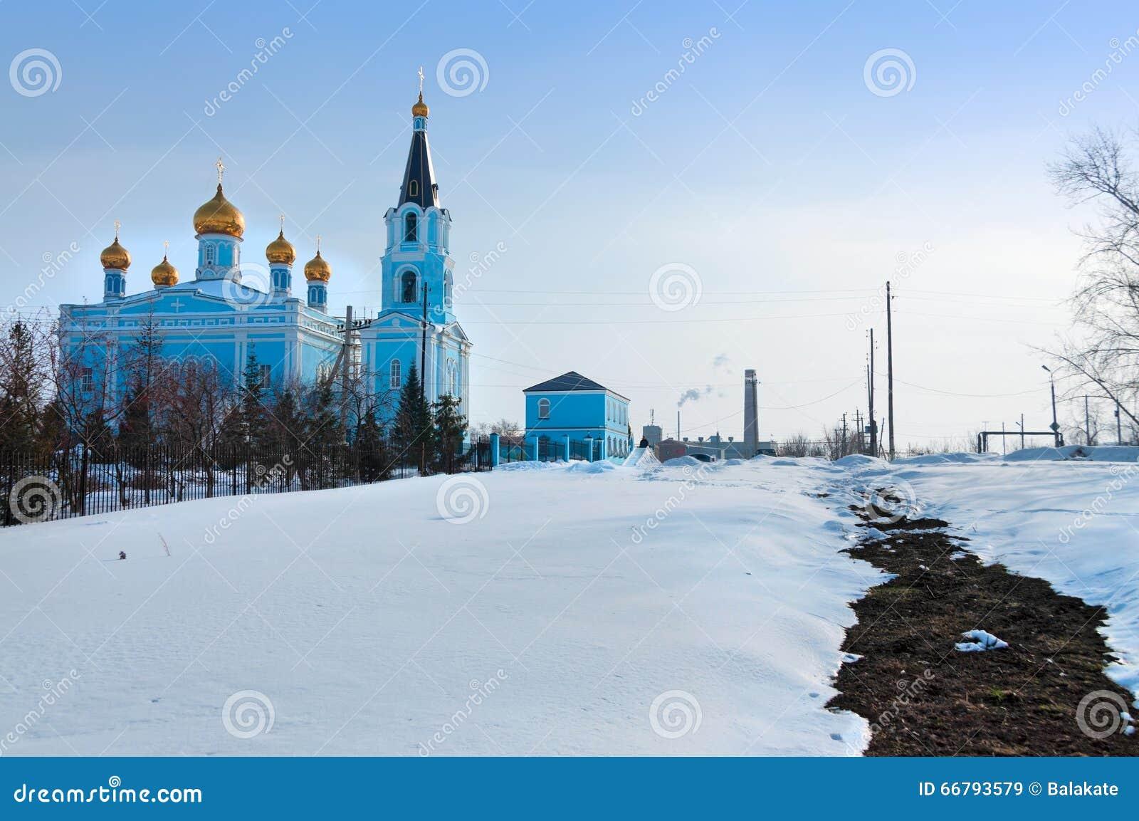 Sights of Kamensk-Uralsky: description from photo