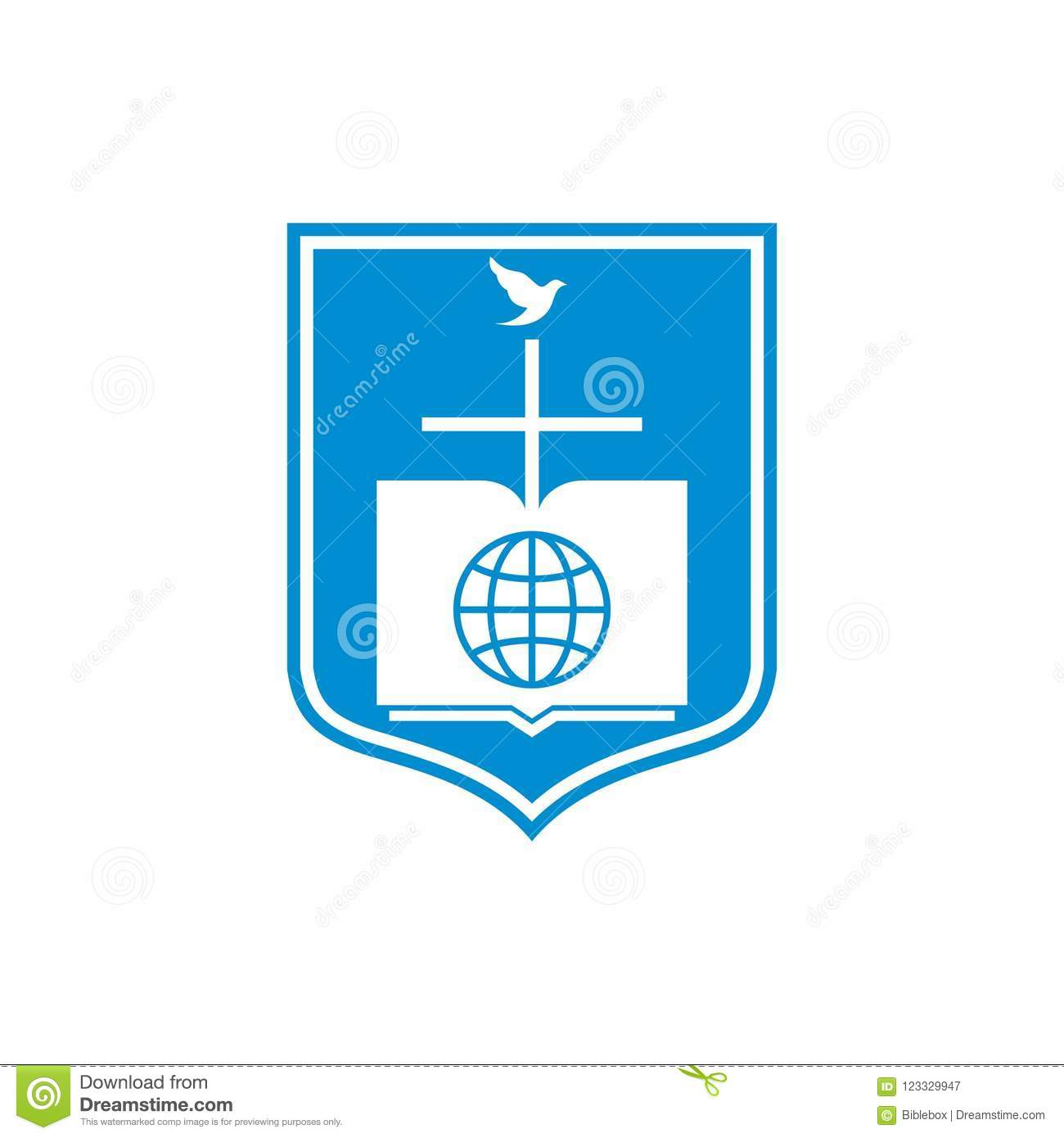 Church logo the cross of jesus an open bible a globe and a dove download church logo the cross of jesus an open bible a globe and altavistaventures Choice Image