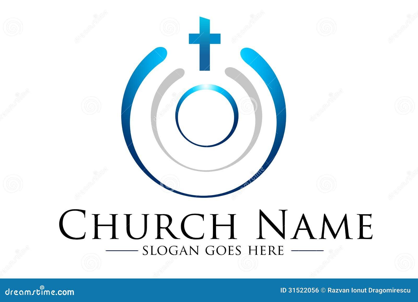 Church Logo Royalty Free Stock Photos - Image: 31522078
