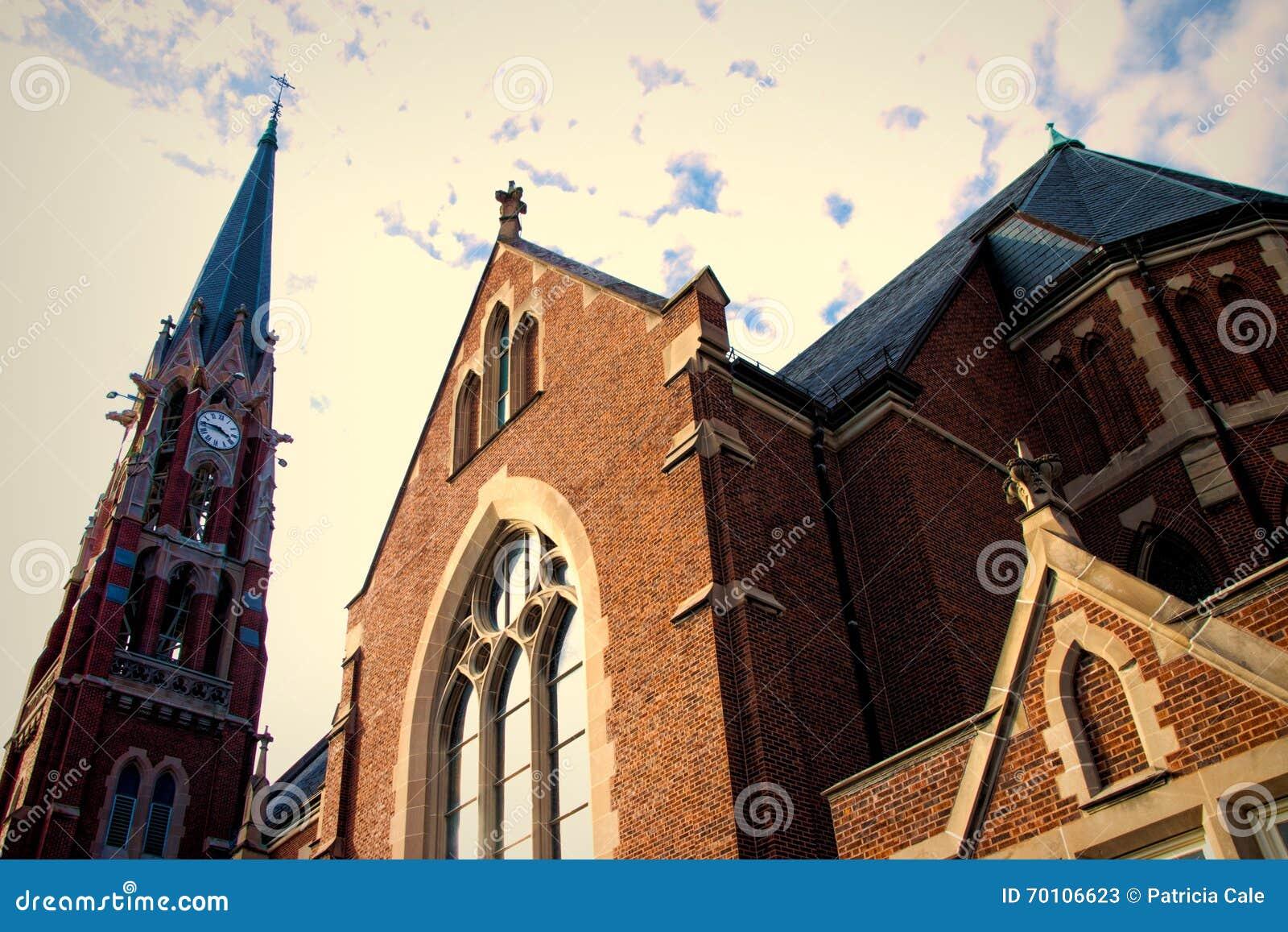 Church in Naperville, Illinois