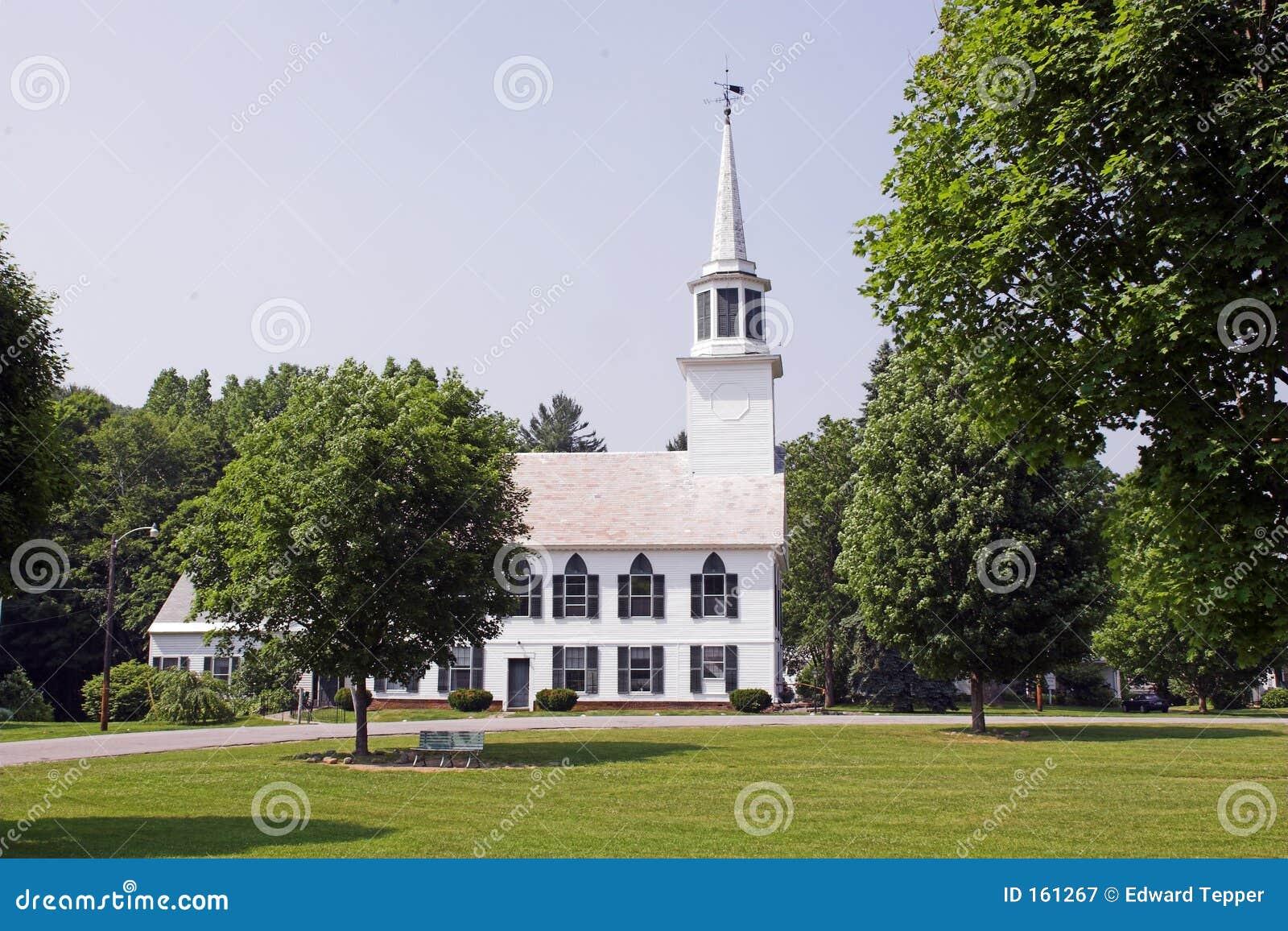 Church in Park