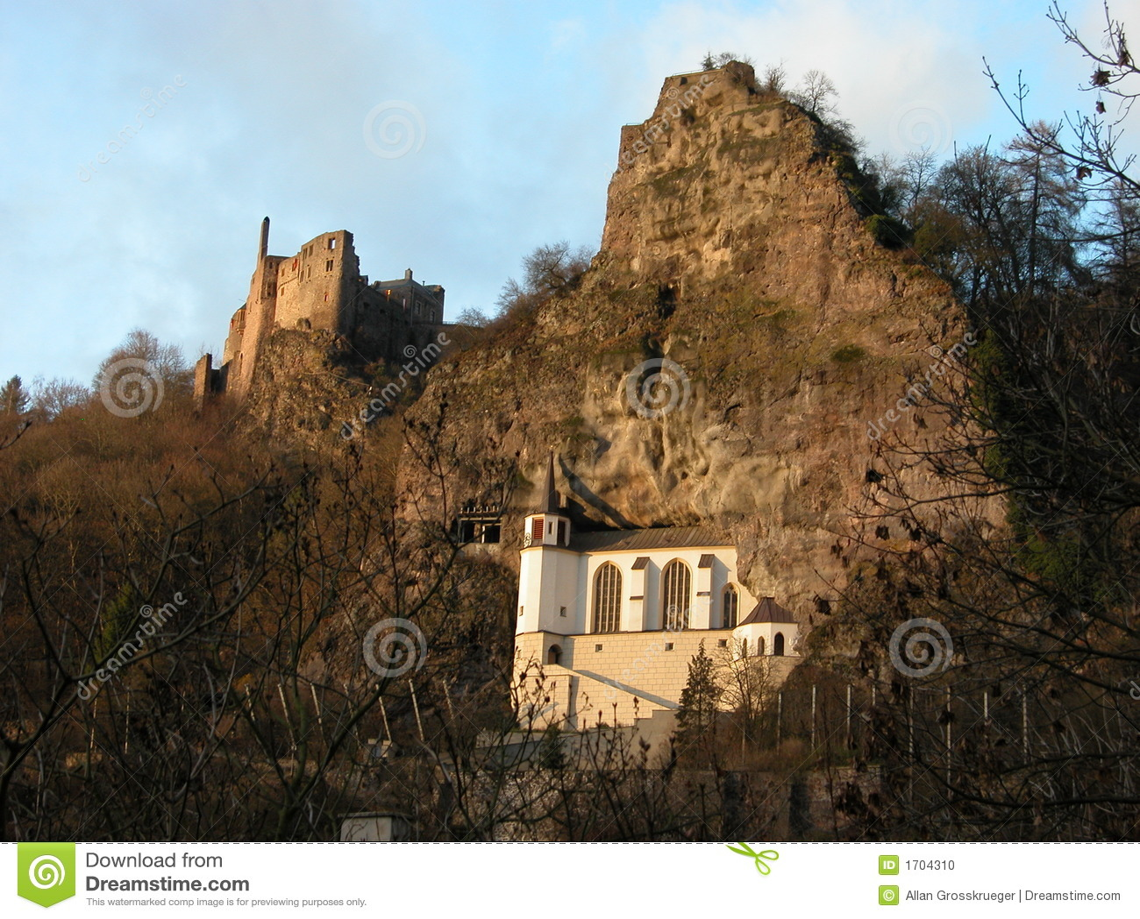 German The rock