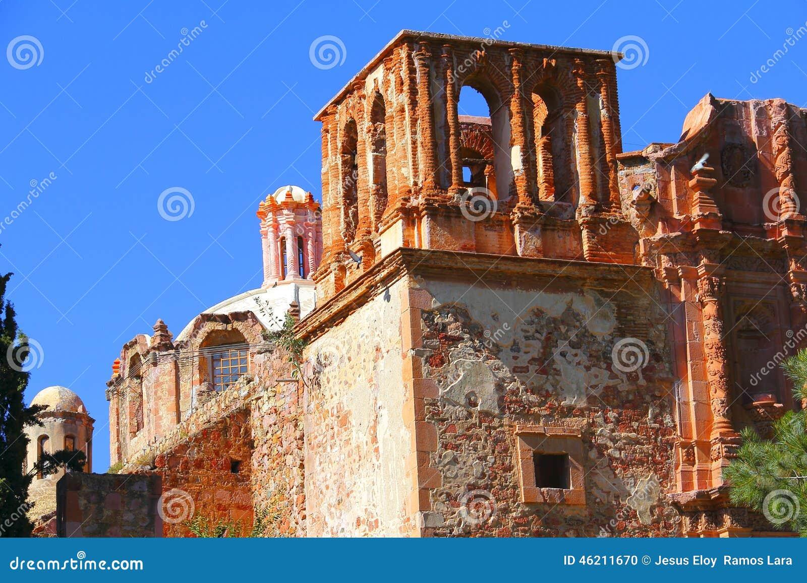 Church ruins I