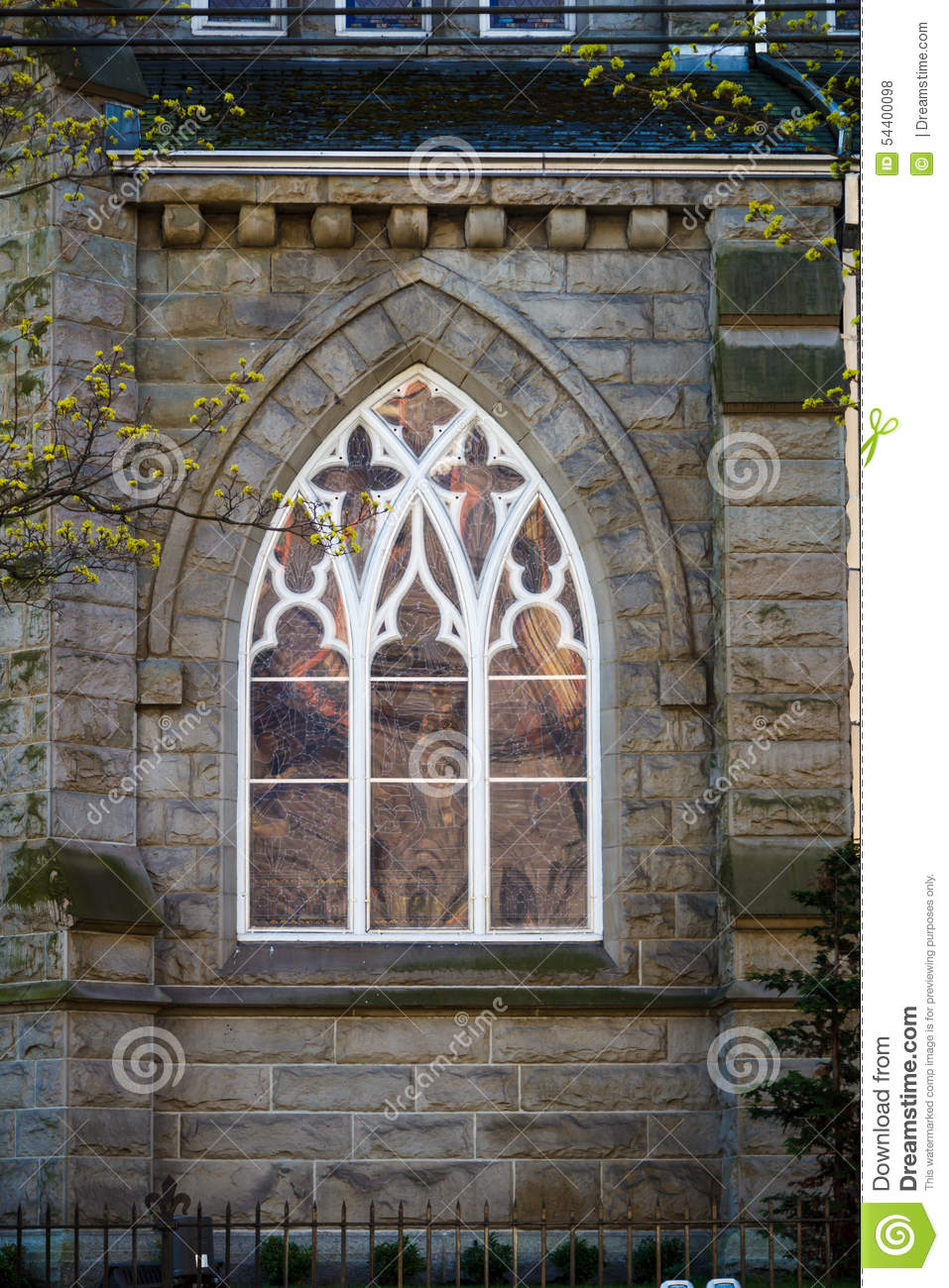 Church Window Stock Photo Image Of Glass