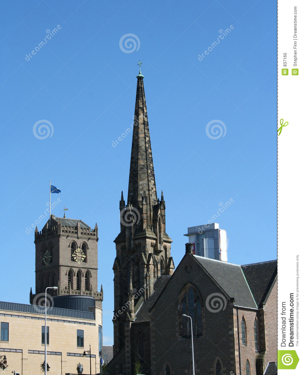 Churches of Dundee