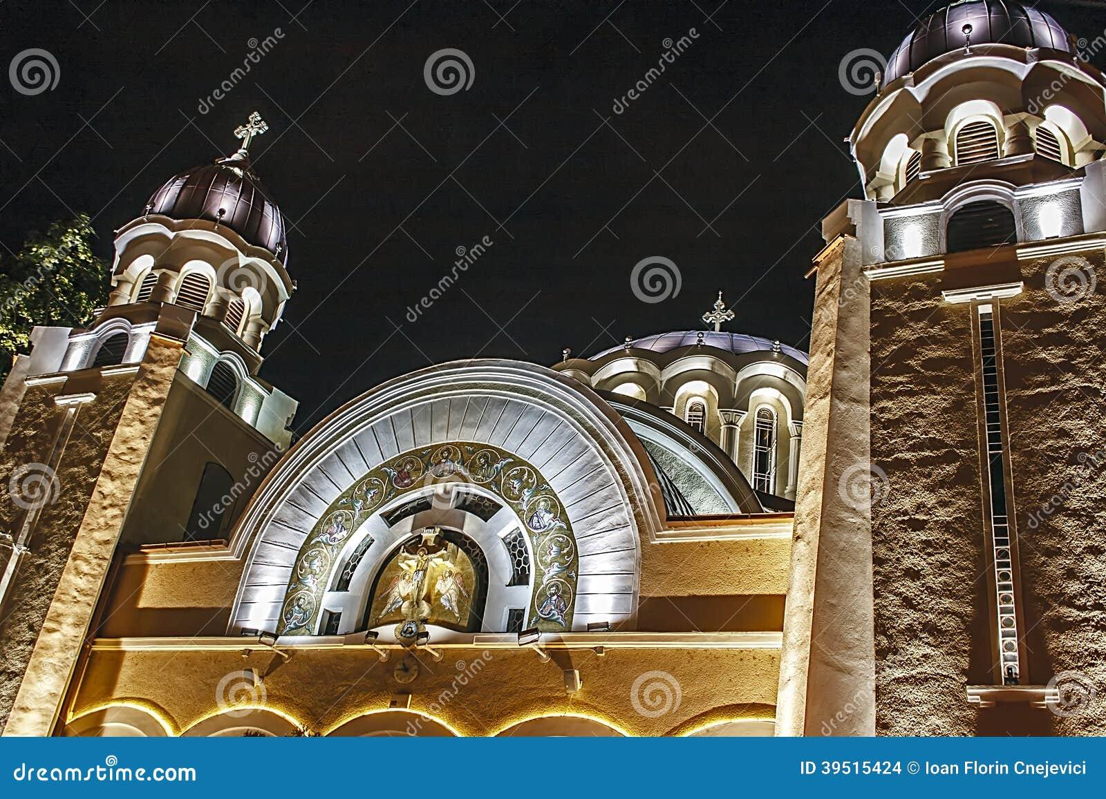 Churches night 8