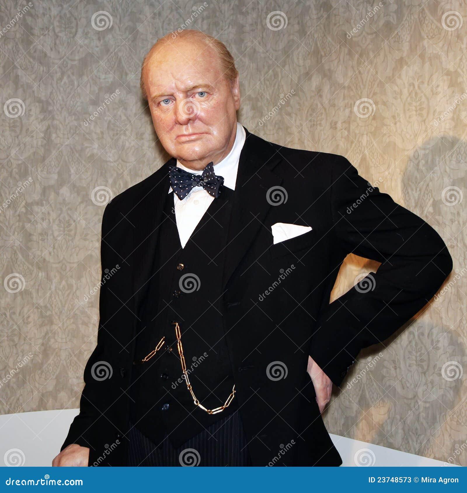 Churchill winston
