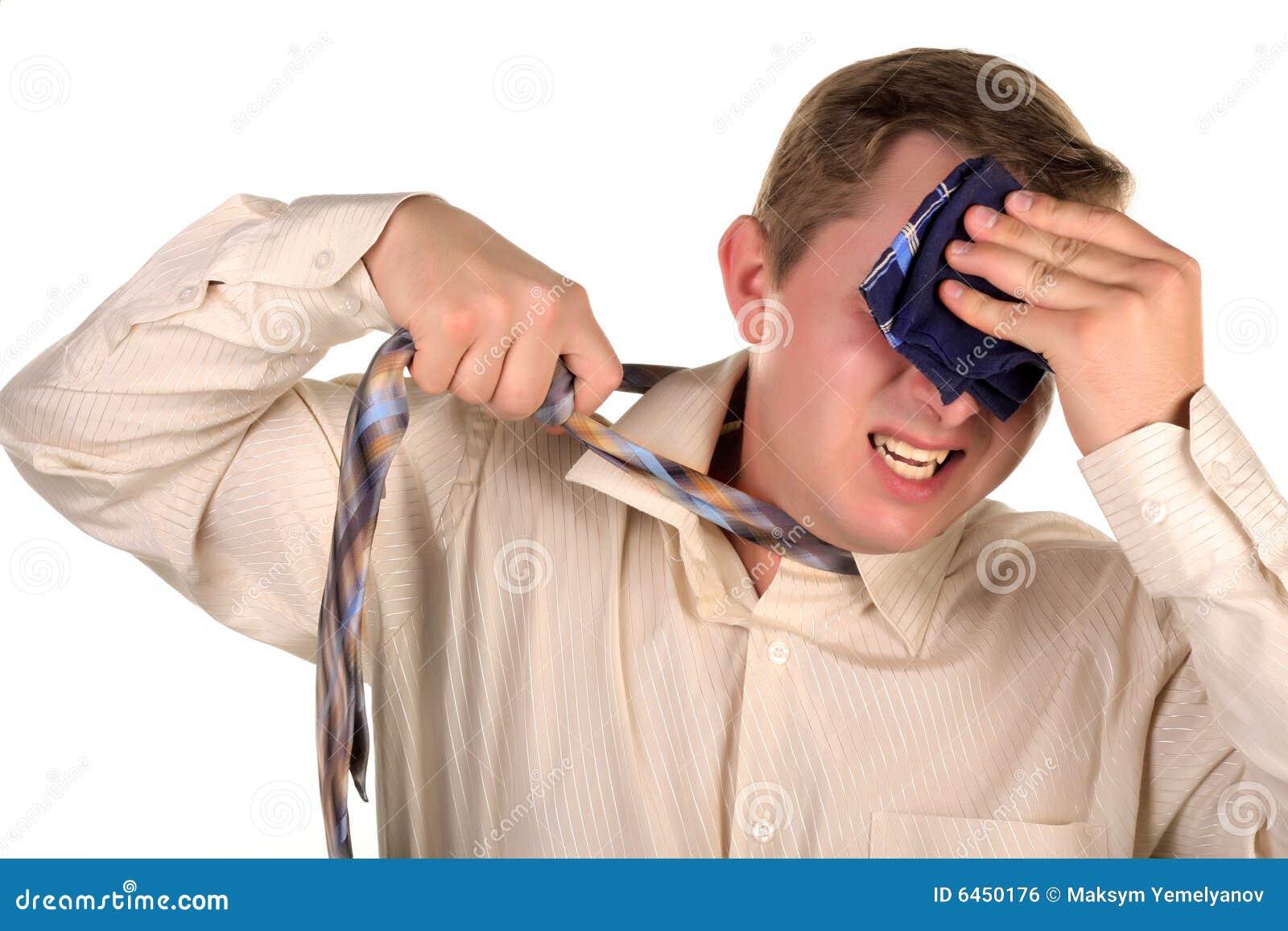Chusteczka mopa jednego człowieka