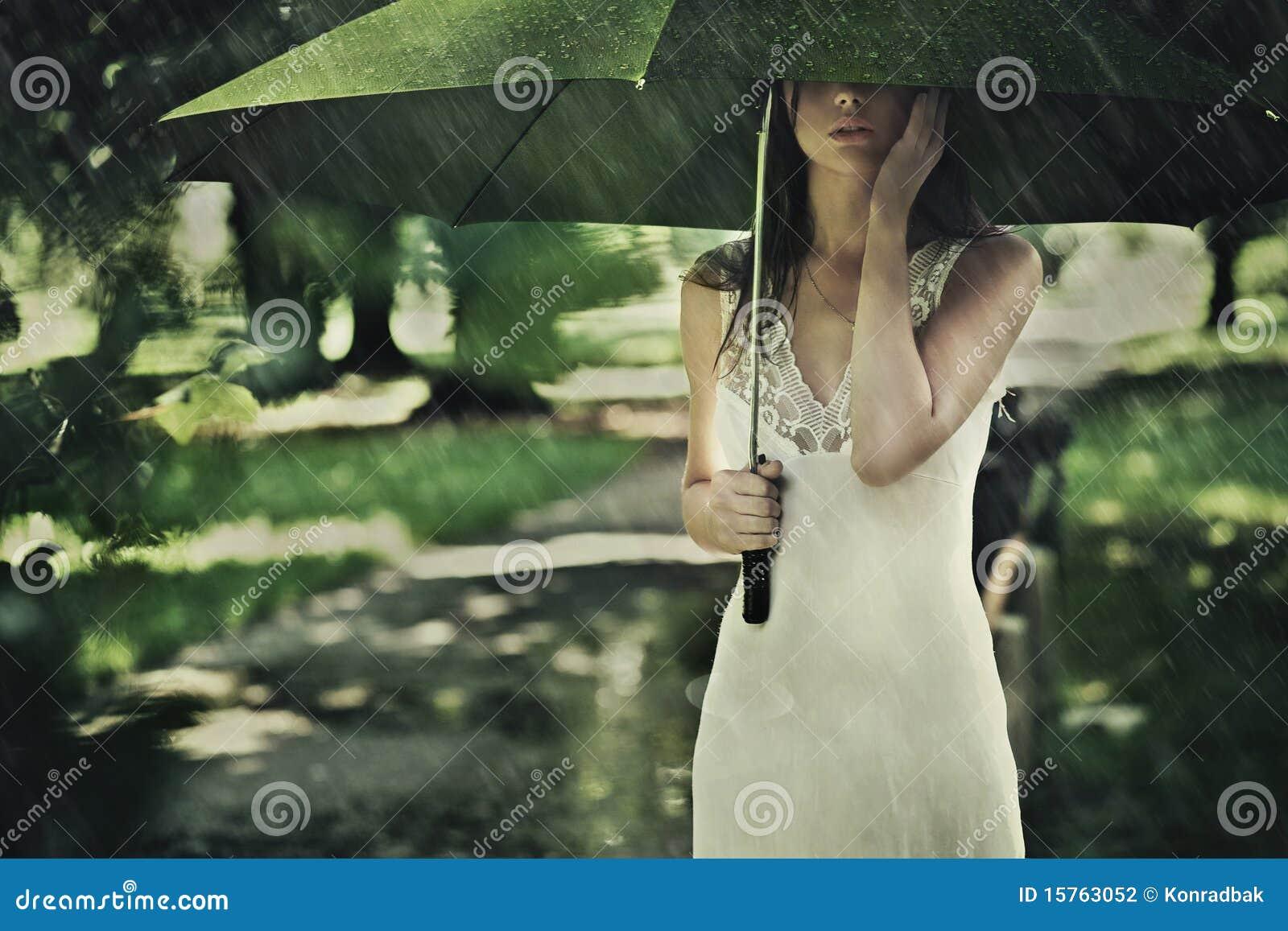 Chuva do verão
