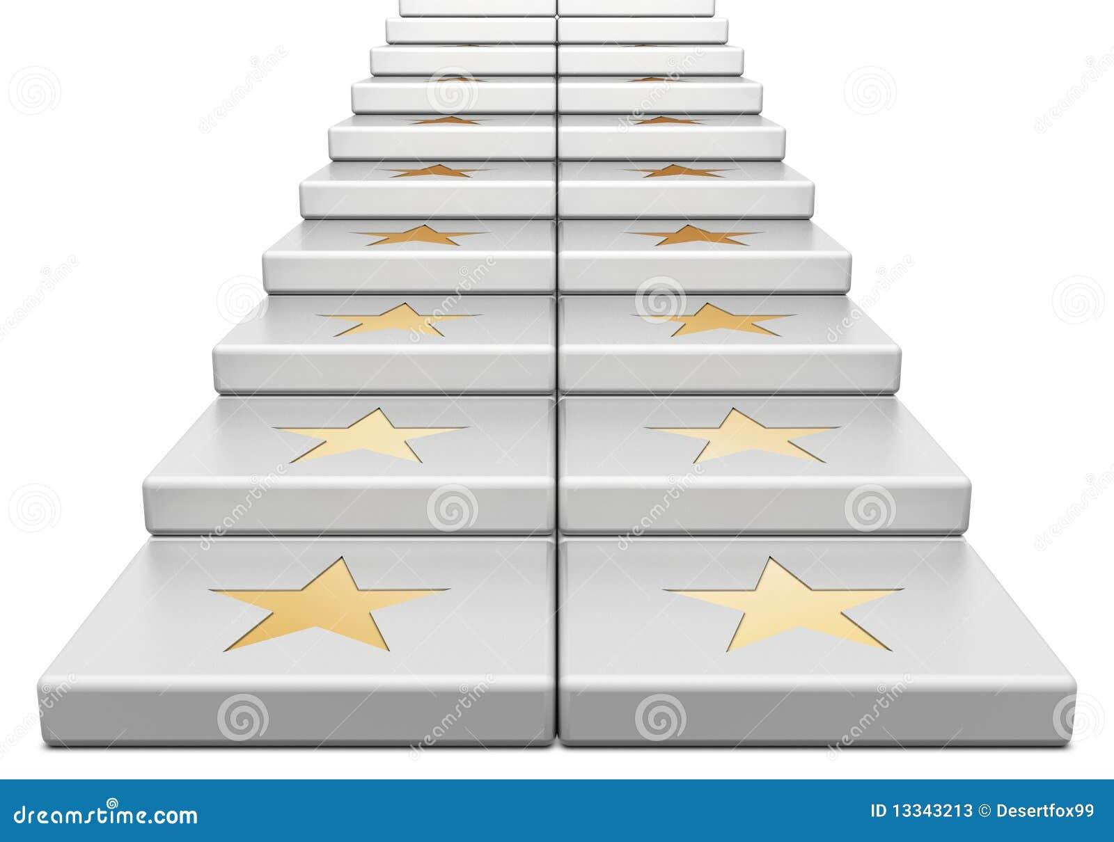 Chwała schodki