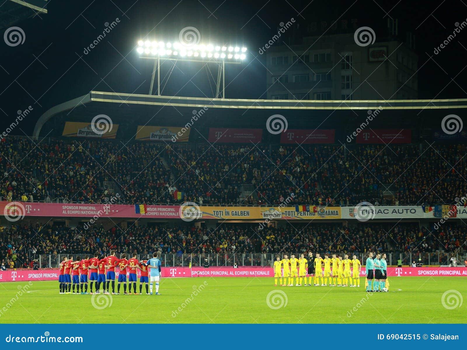 Chwila ciszy dla pamięci Johan Cruyff przed dopasowaniem