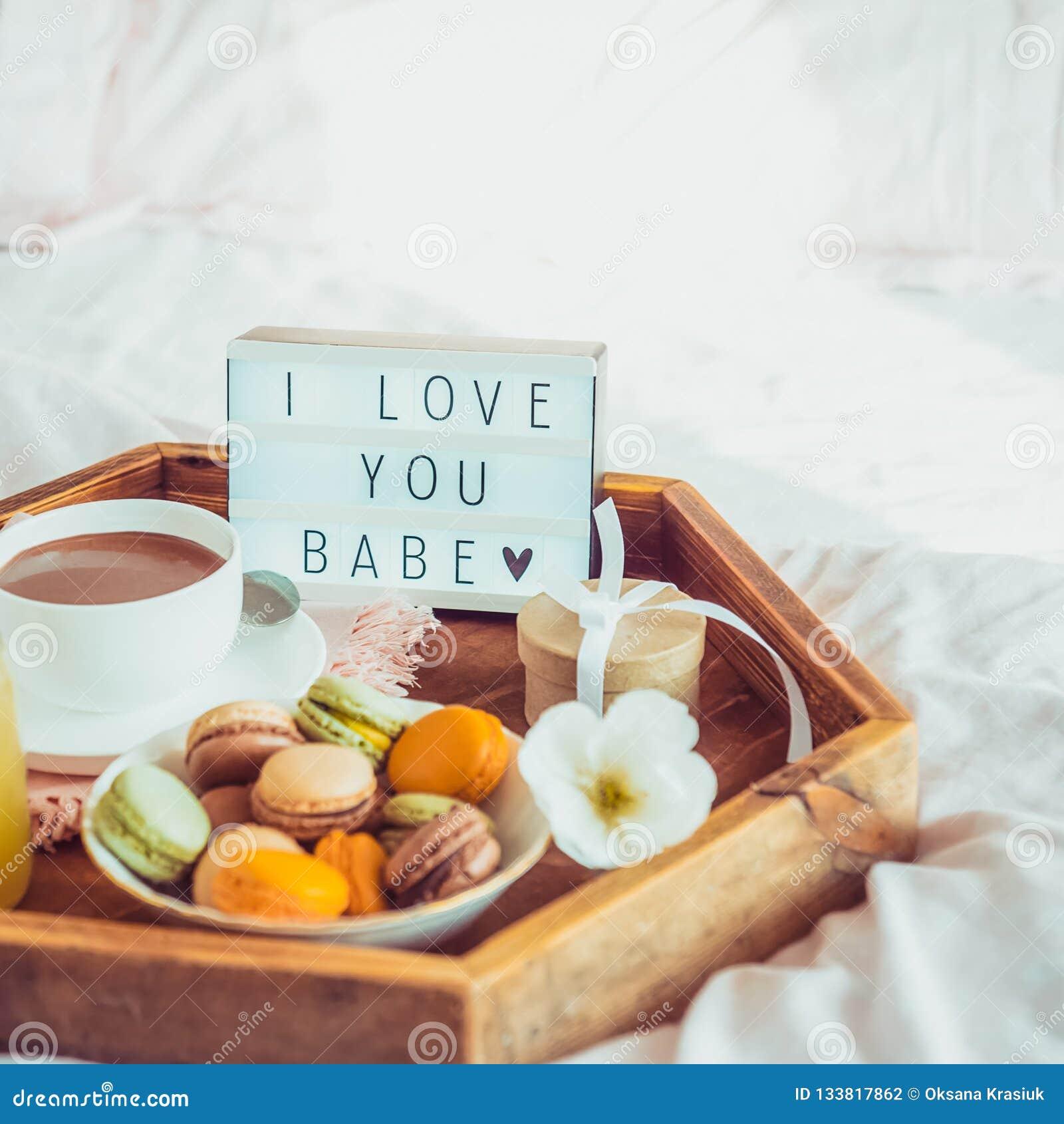 Desayunos romanticos para hombres