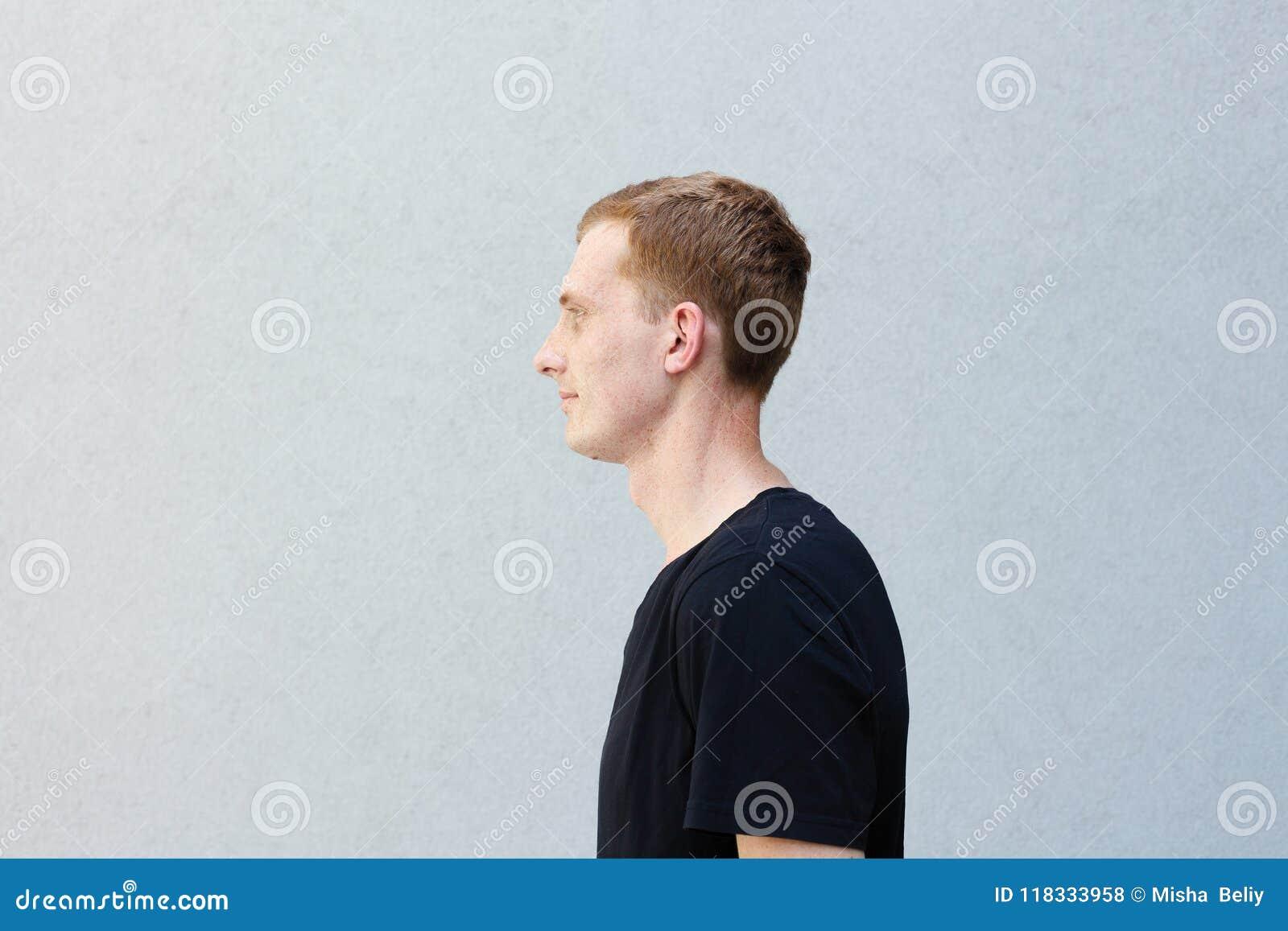 Ciérrese Retrato Individuo Encima Del Un De Pelirrojo GqSUzVMp