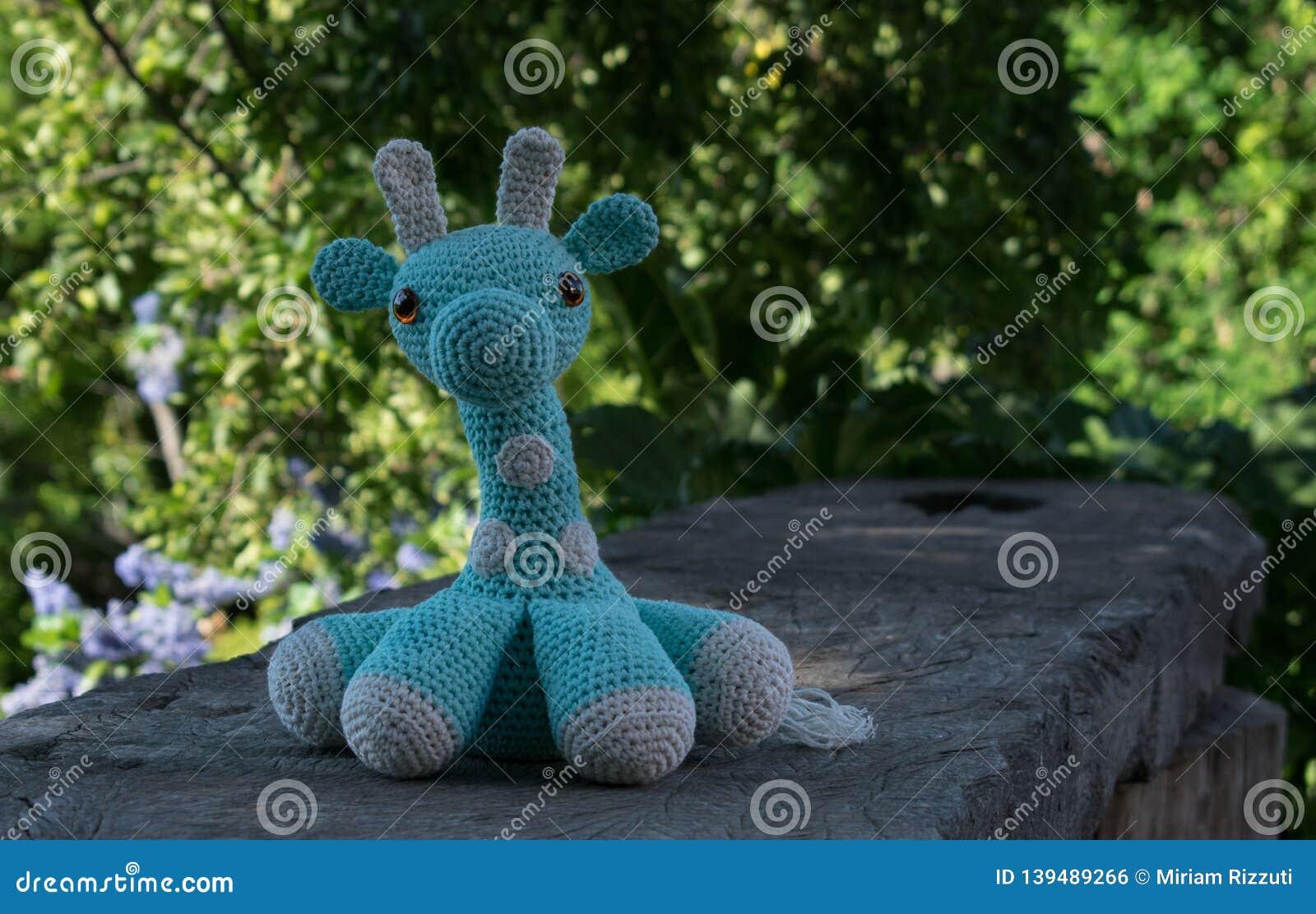 Amigurumi de jirafa - Arte y Manualidades Bichos | Facebook | 1111x1600