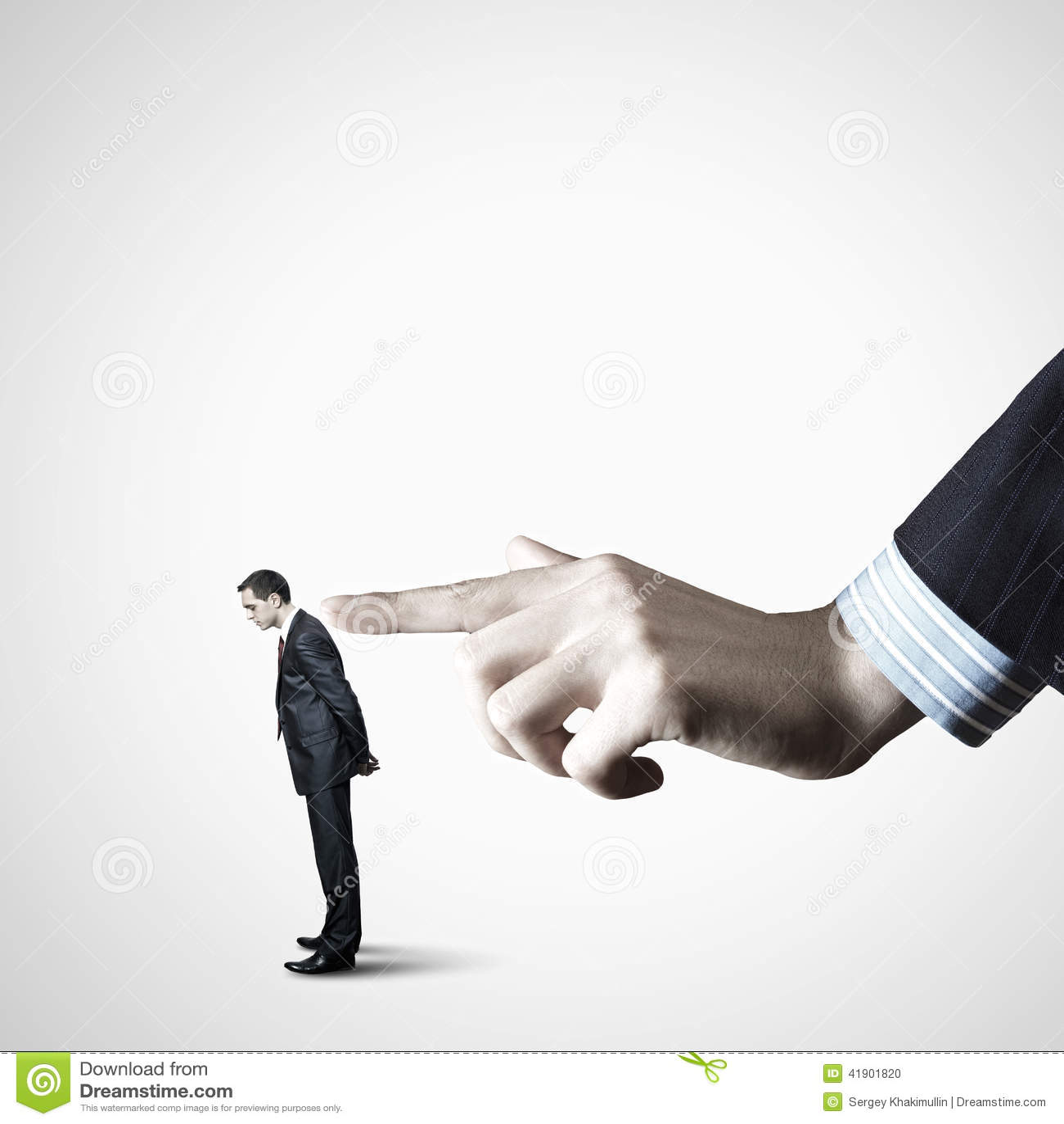 Ciérrese para arriba del hombre de negocios masculino