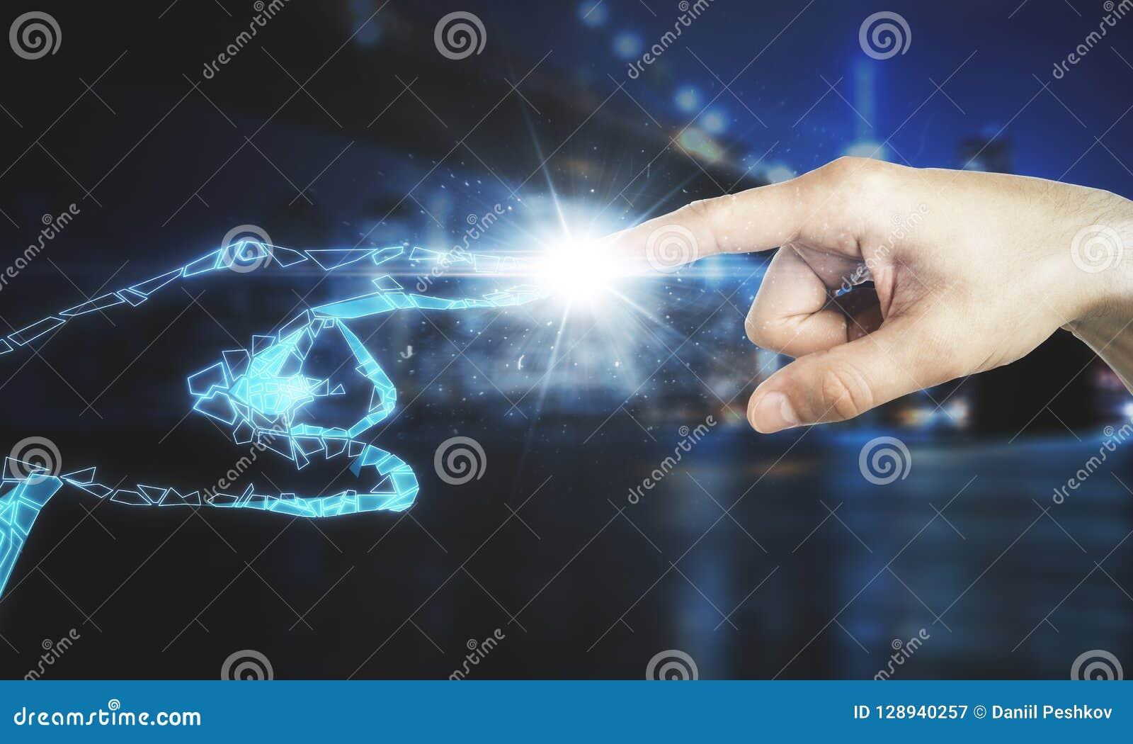 Ciência e conceito do Cyberspace