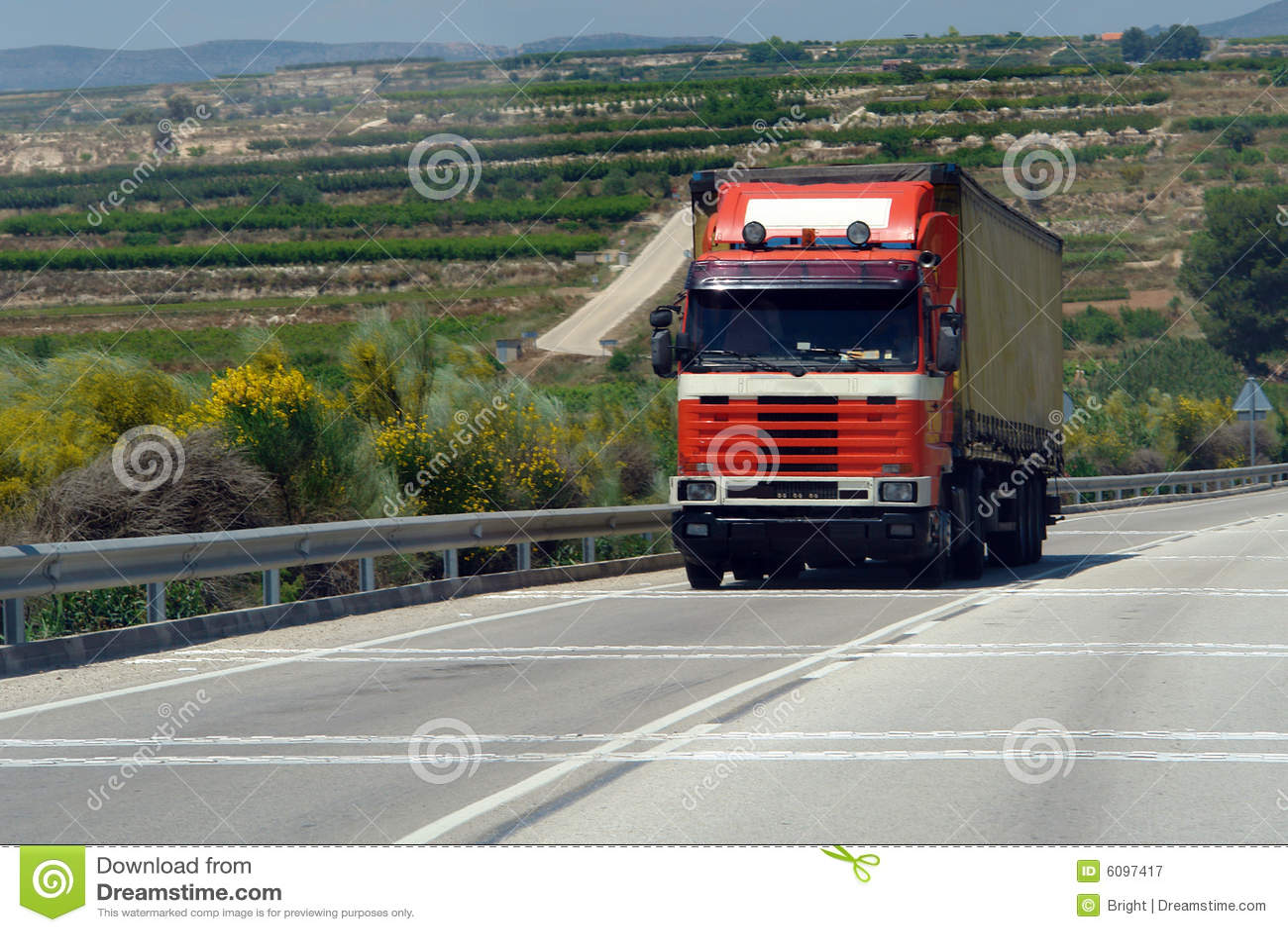 Ciężarówka.